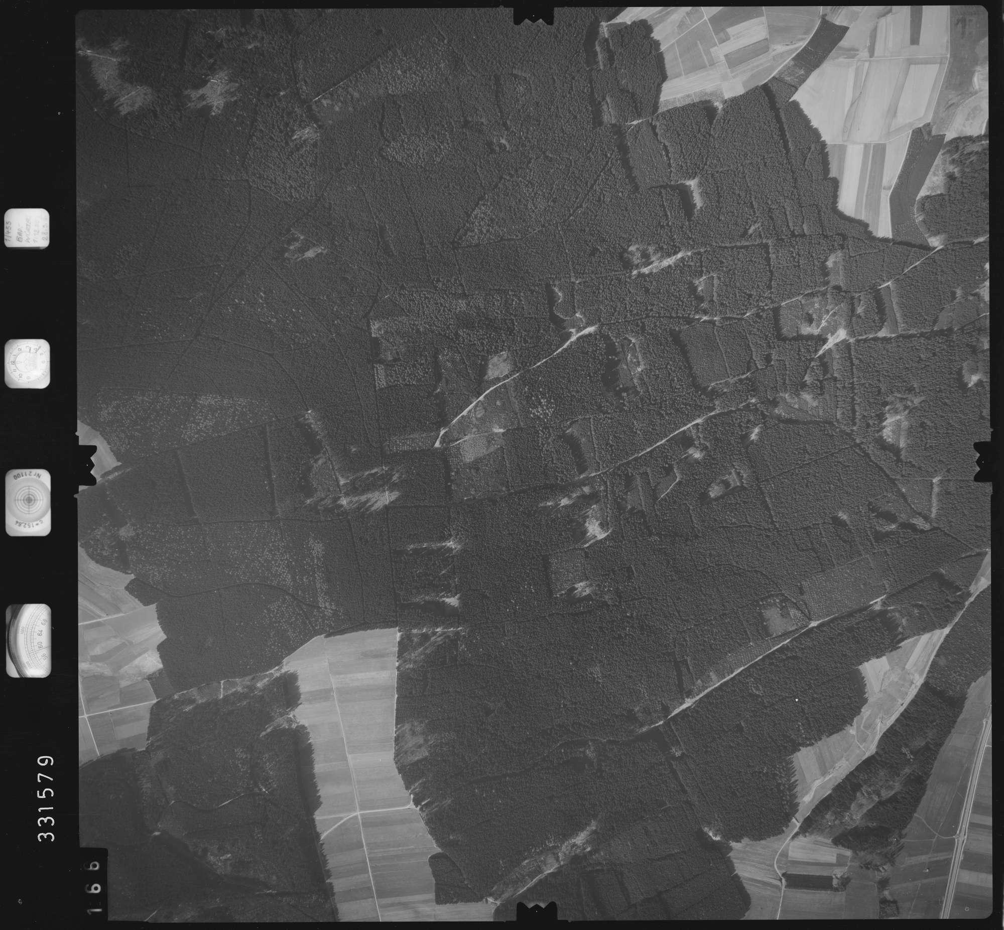 Luftbild: Film 51 Bildnr. 166, Bild 1