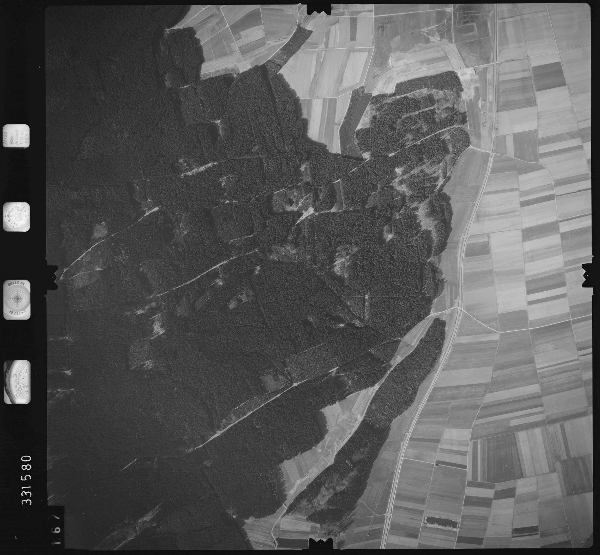 Luftbild: Film 51 Bildnr. 167, Bild 1