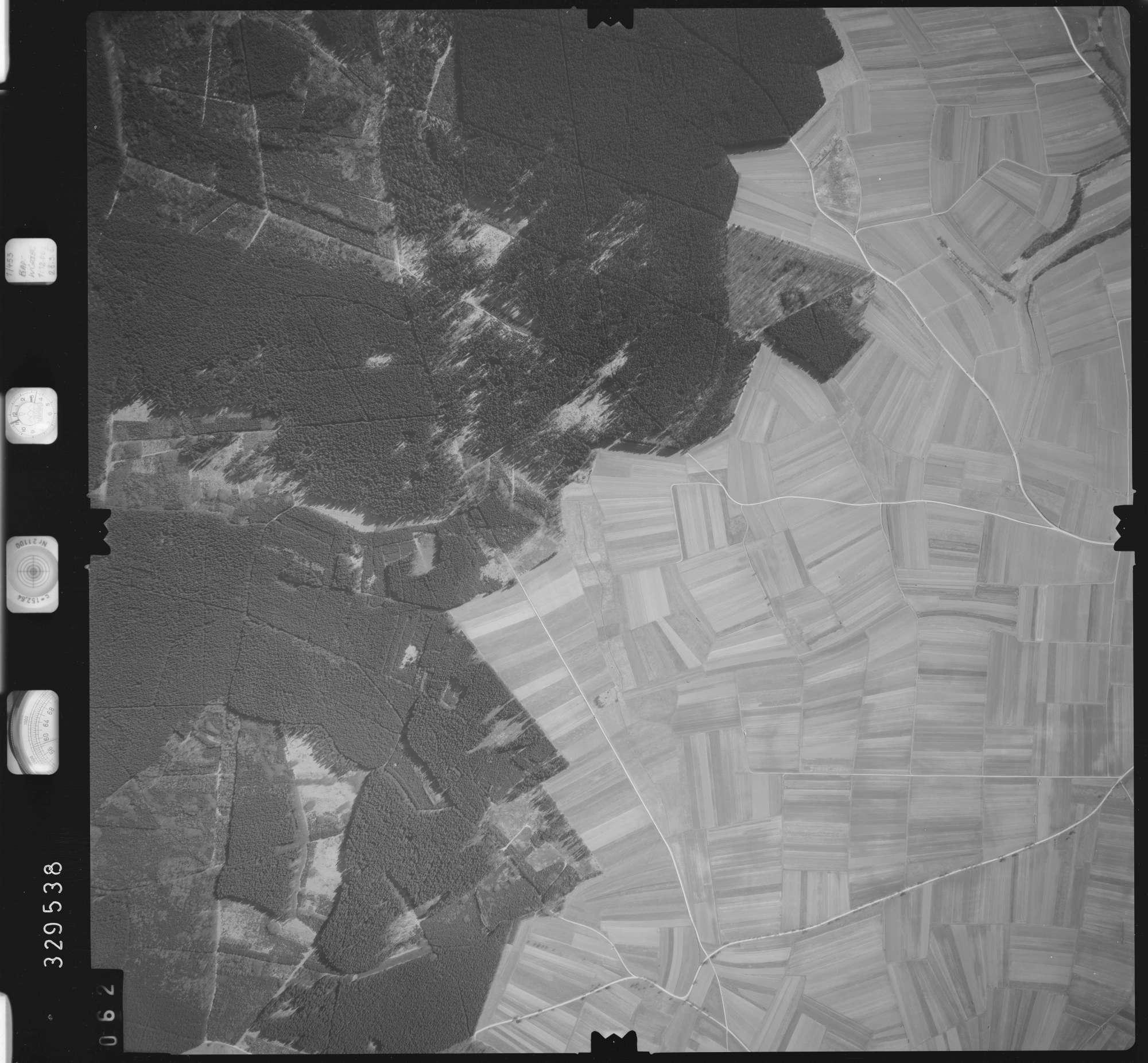 Luftbild: Film 51 Bildnr. 62, Bild 1