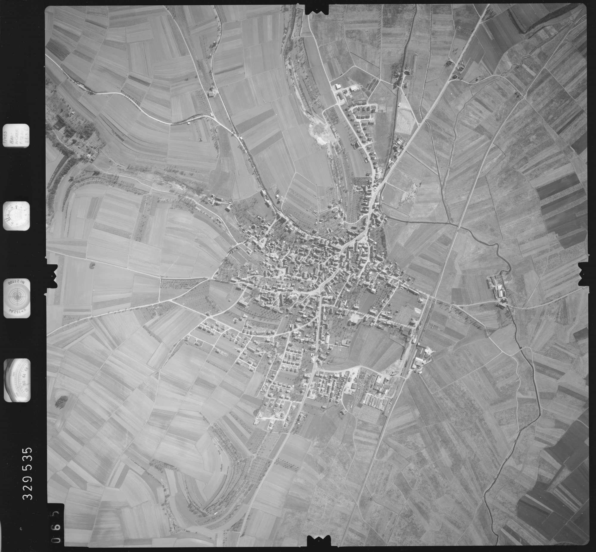 Luftbild: Film 51 Bildnr. 65, Bild 1