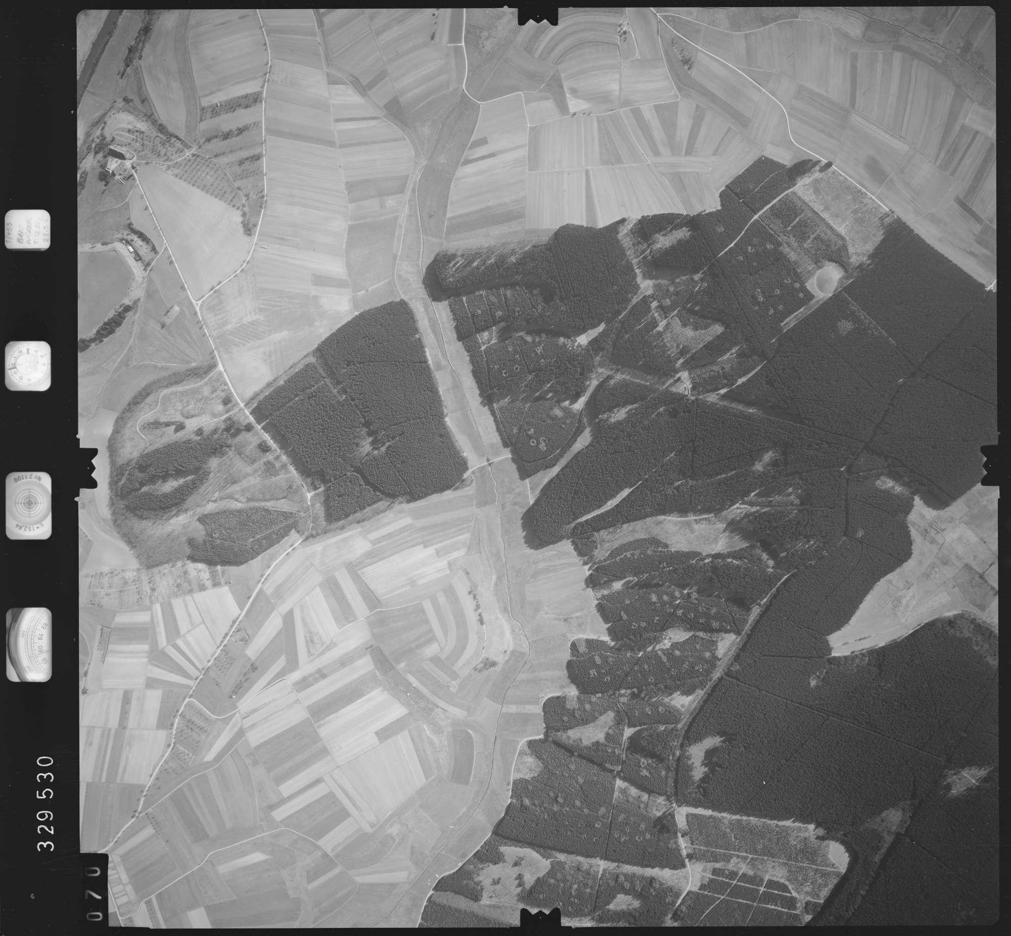 Luftbild: Film 51 Bildnr. 70, Bild 1