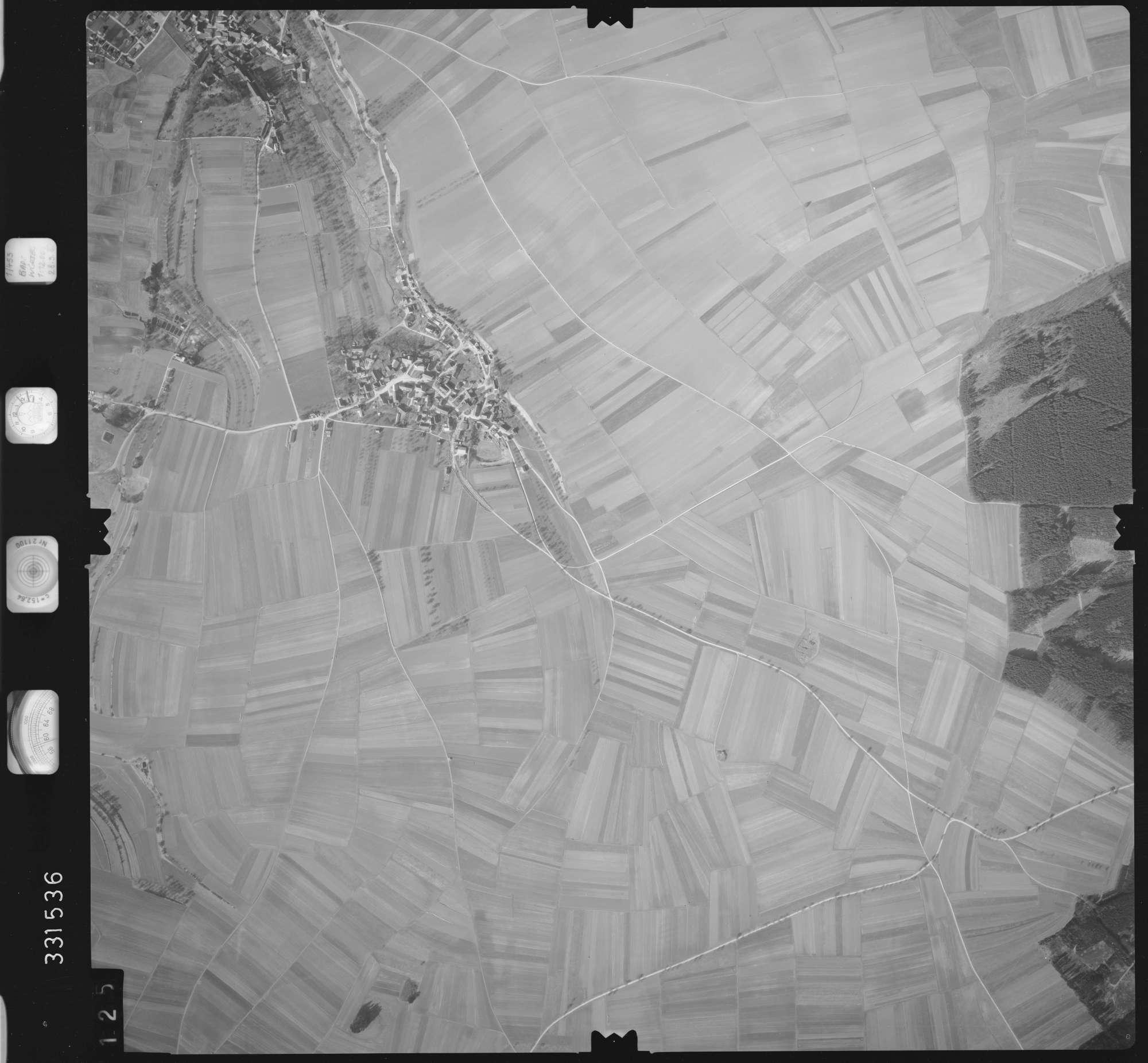 Luftbild: Film 51 Bildnr. 125, Bild 1
