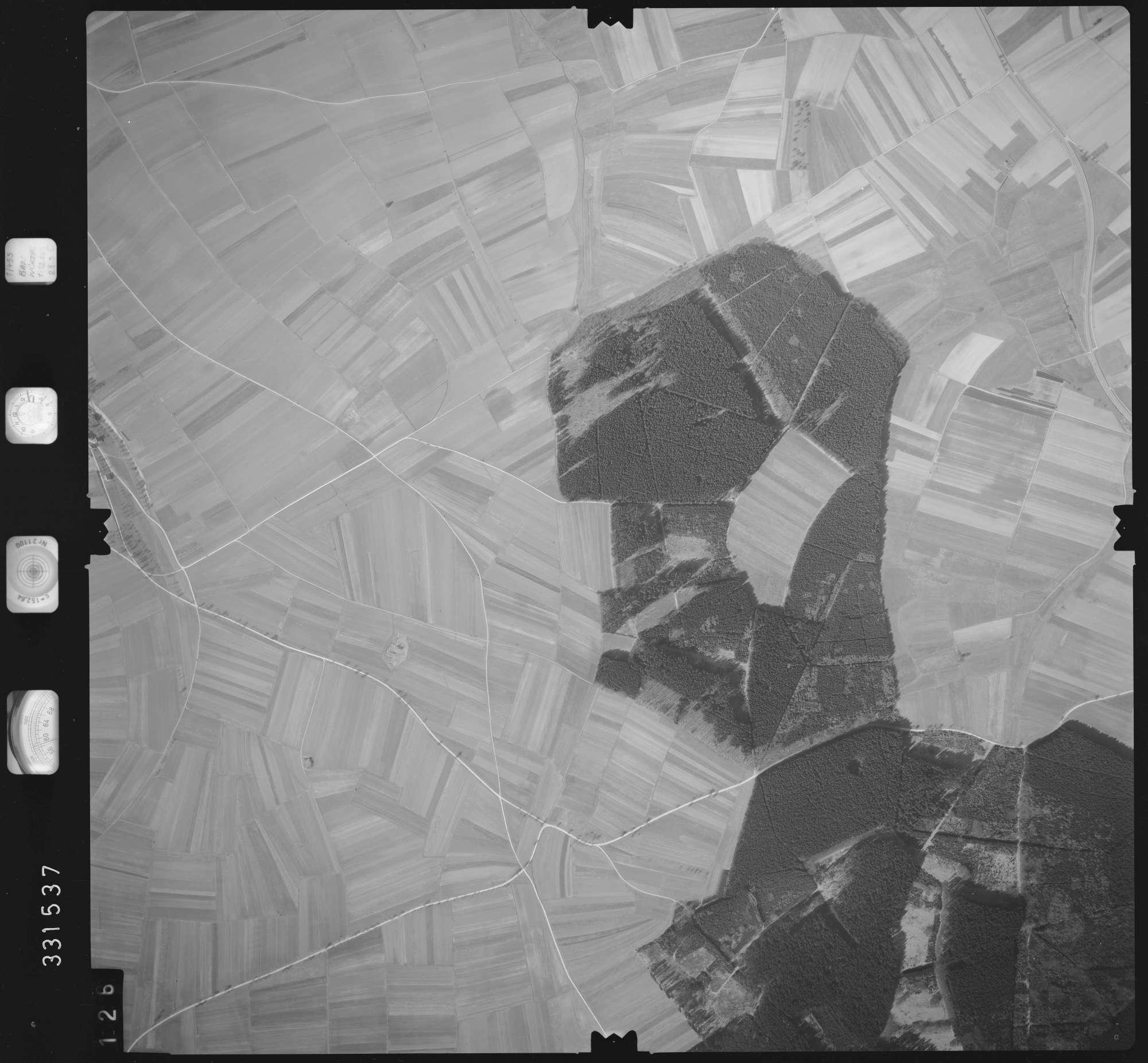 Luftbild: Film 51 Bildnr. 126, Bild 1
