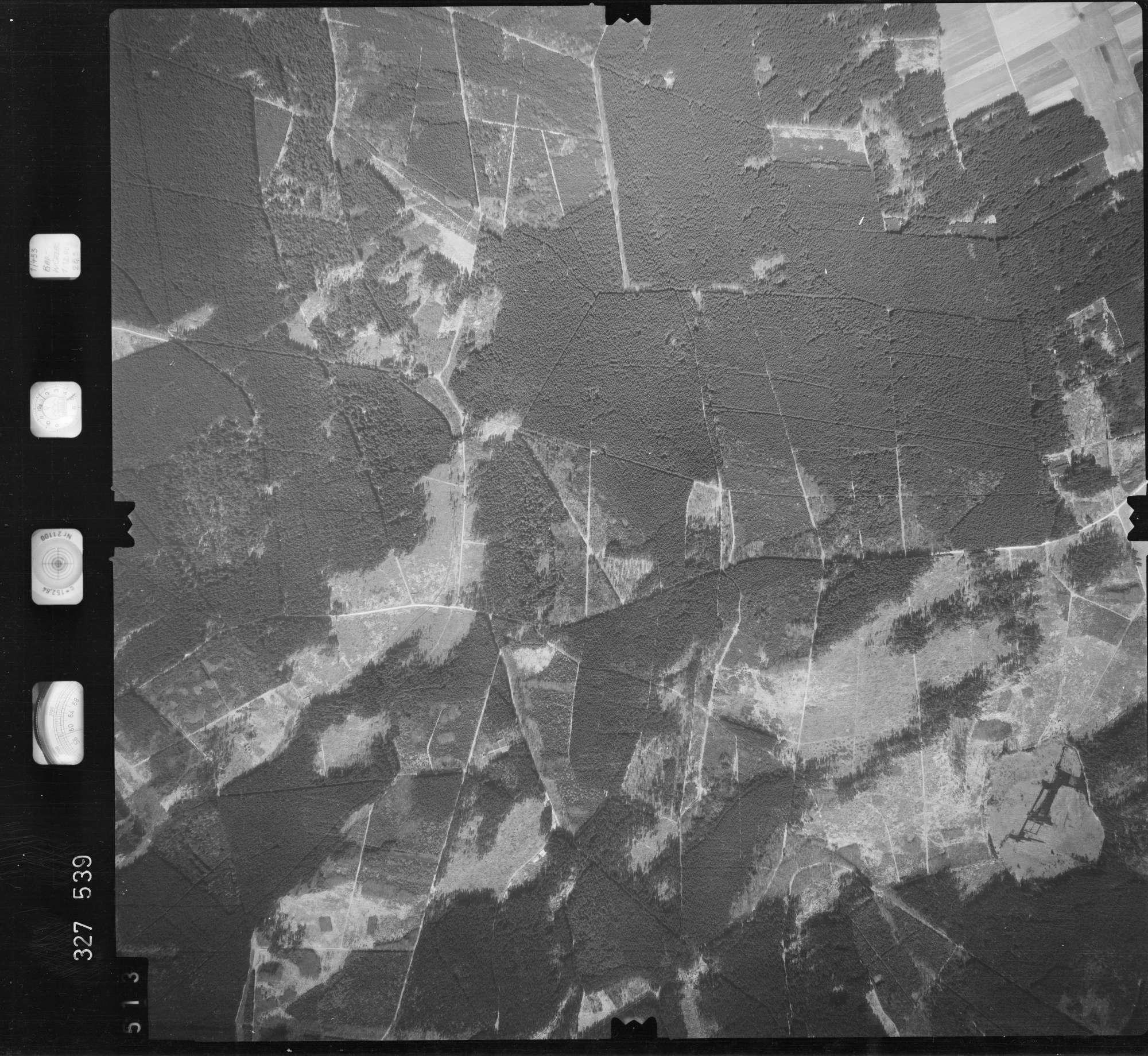 Luftbild: Film 52 Bildnr. 513, Bild 1