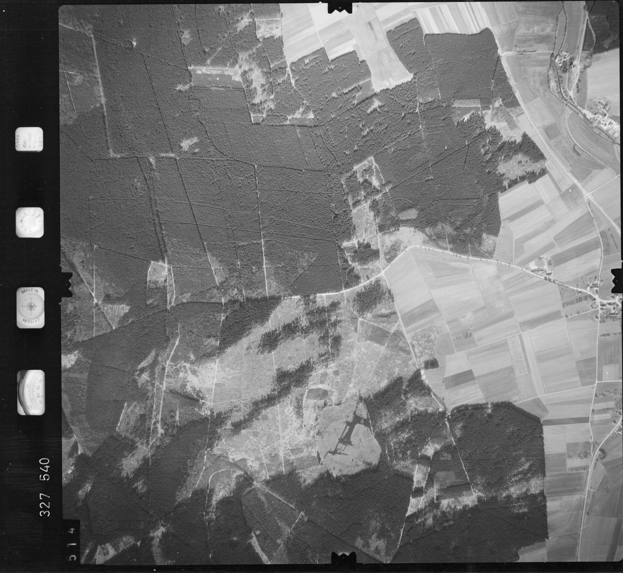 Luftbild: Film 52 Bildnr. 514, Bild 1