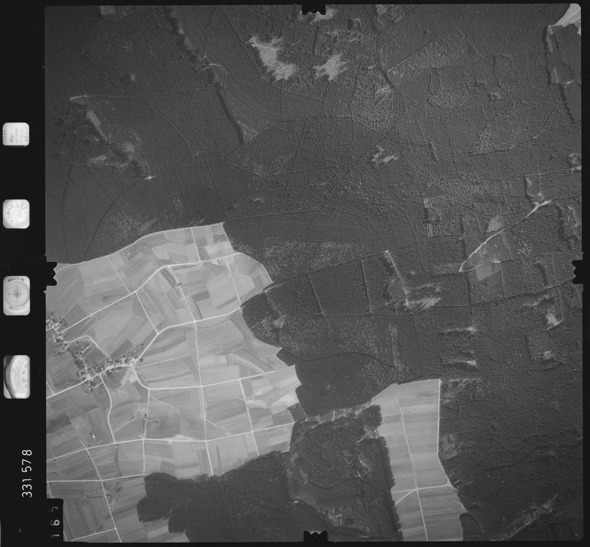 Luftbild: Film 51 Bildnr. 165, Bild 1