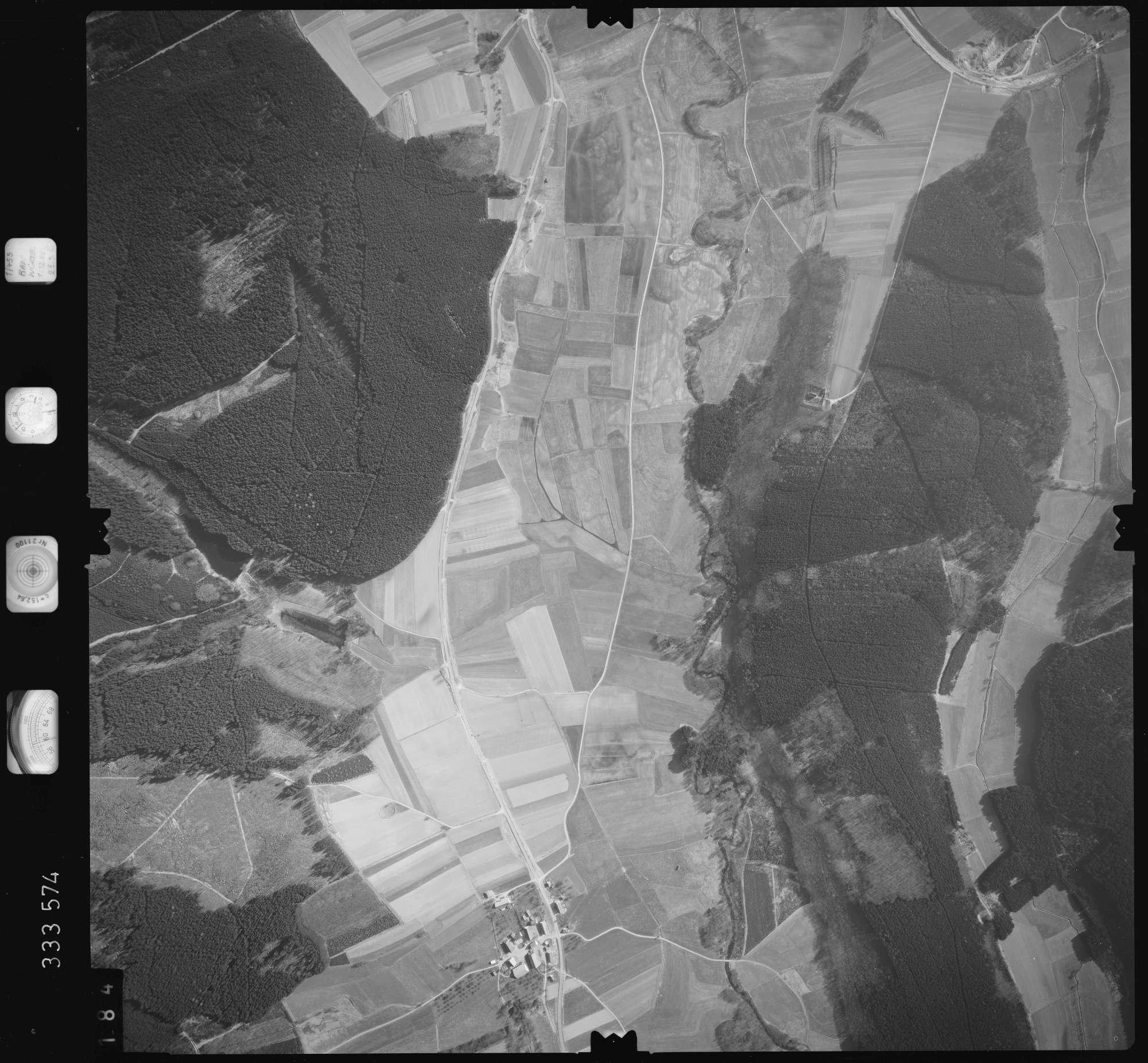 Luftbild: Film 51 Bildnr. 184, Bild 1