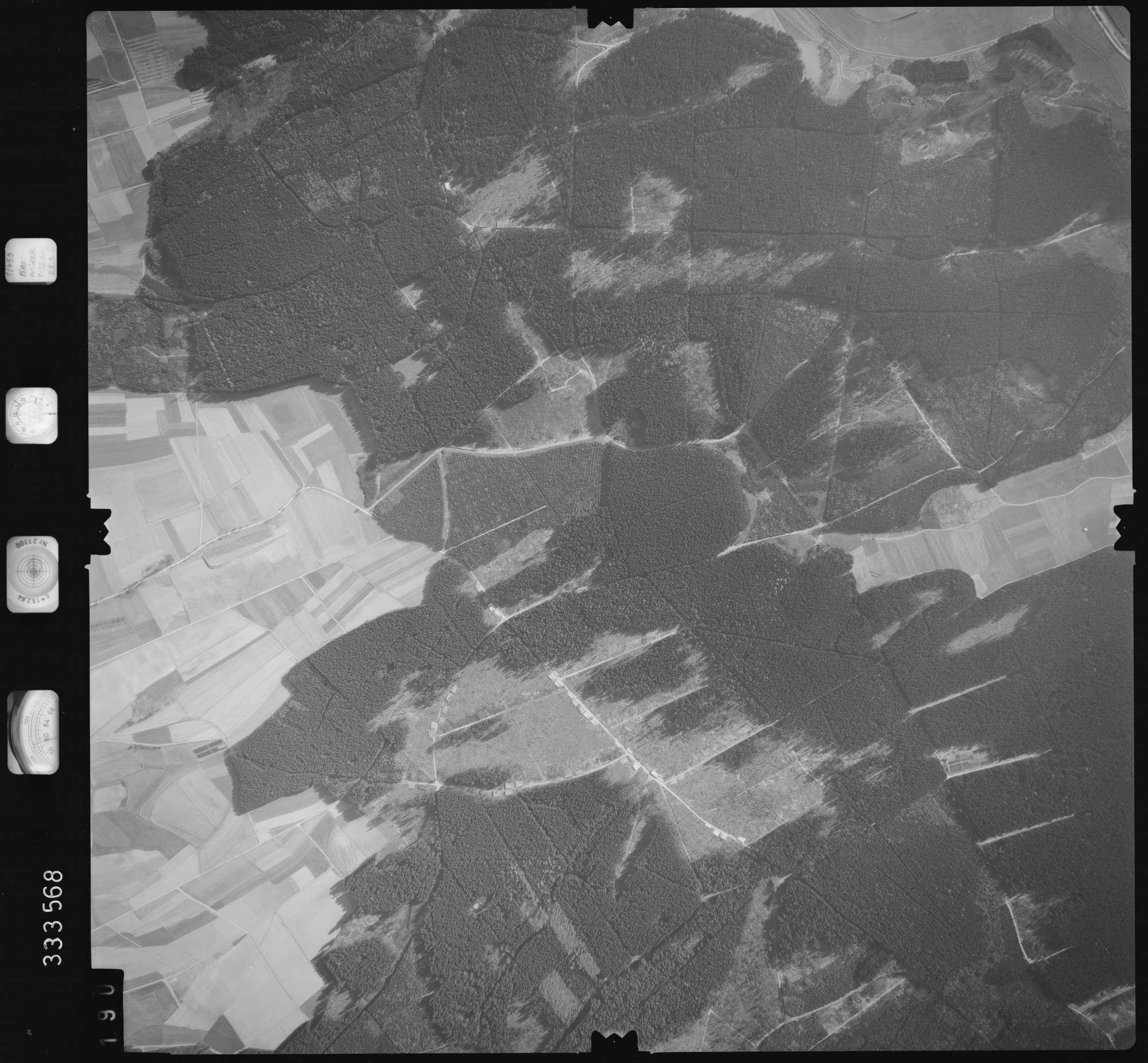 Luftbild: Film 51 Bildnr. 190, Bild 1