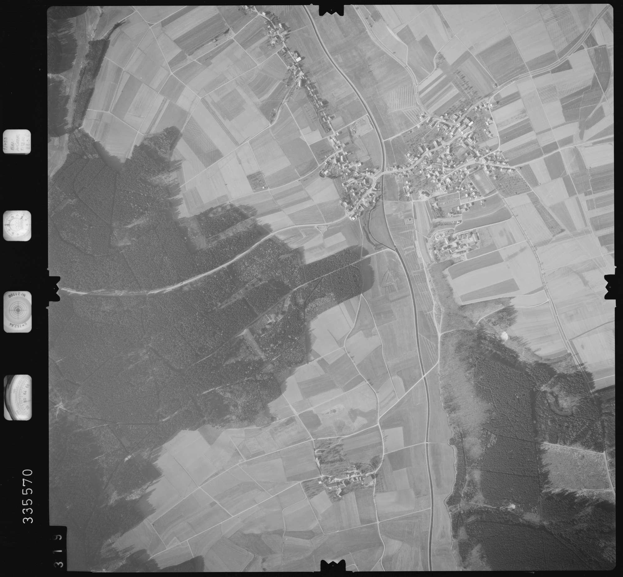 Luftbild: Film 51 Bildnr. 319, Bild 1