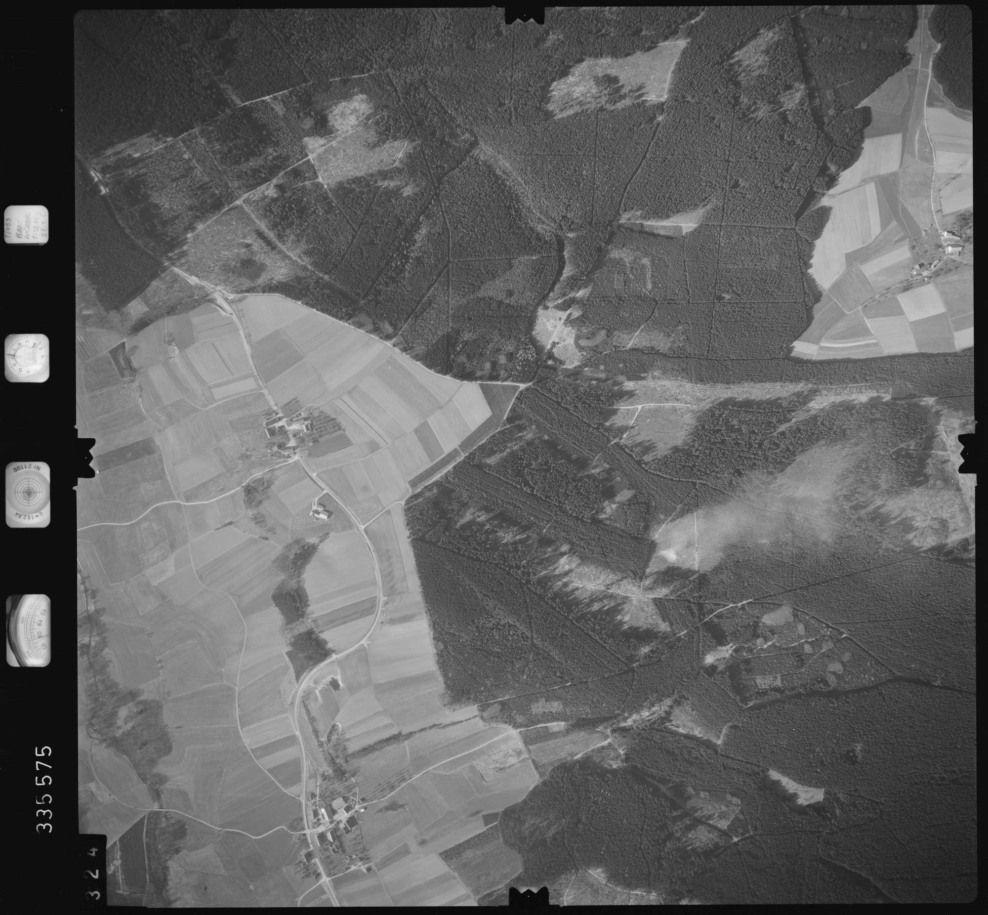Luftbild: Film 51 Bildnr. 324, Bild 1