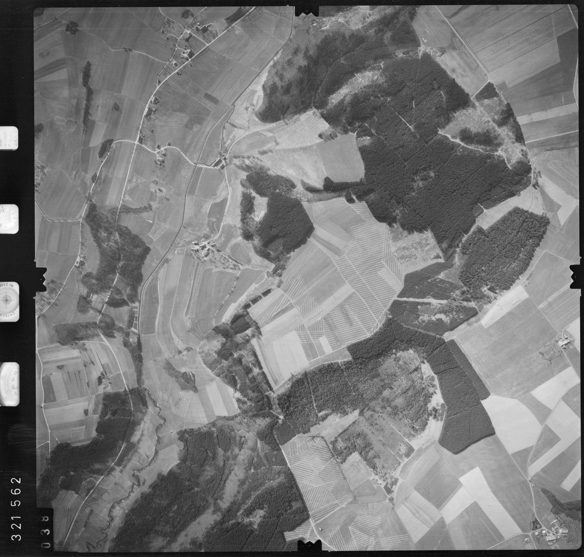 Luftbild: Film 53 Bildnr. 38, Bild 1