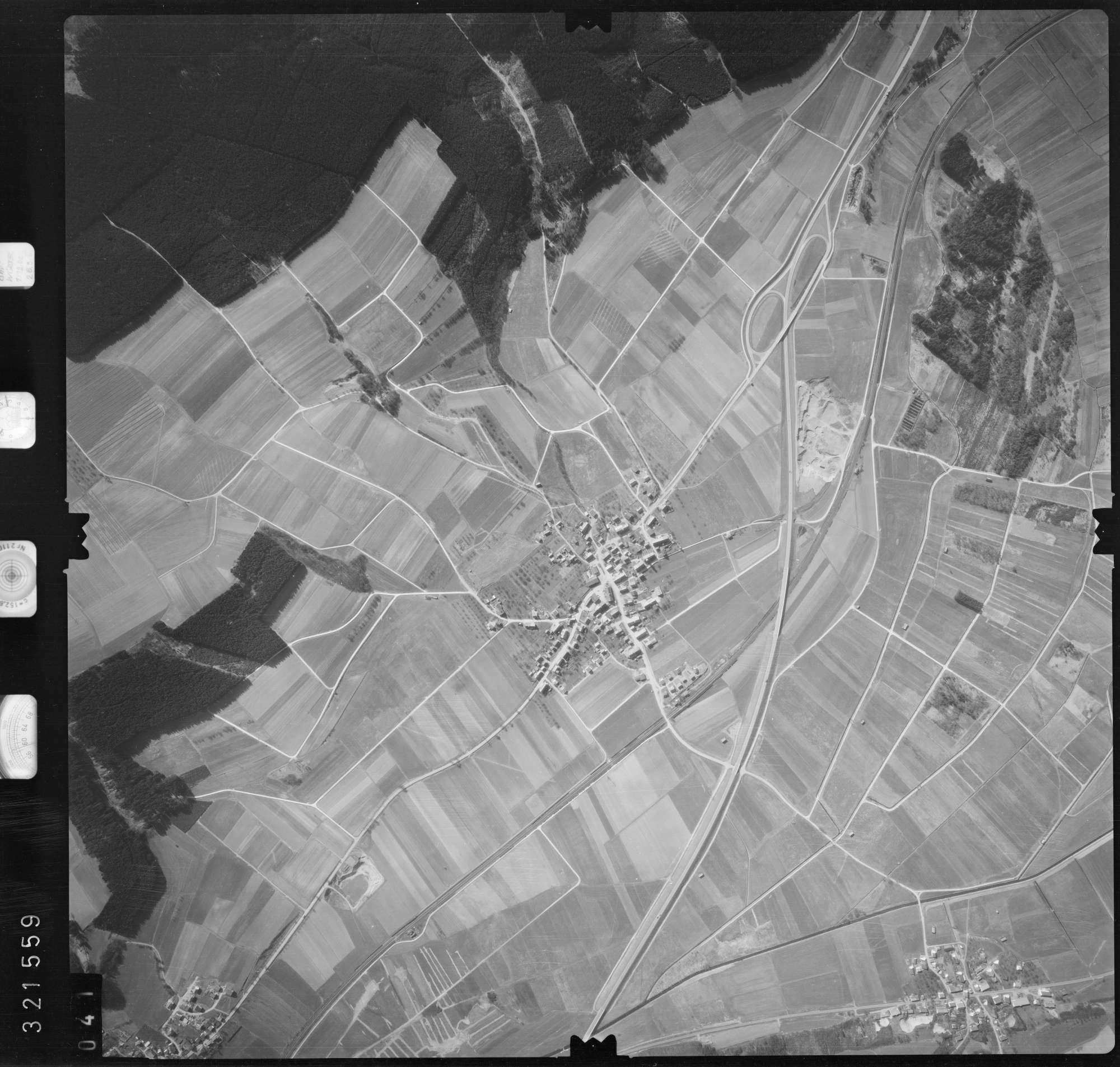 Luftbild: Film 53 Bildnr. 41, Bild 1