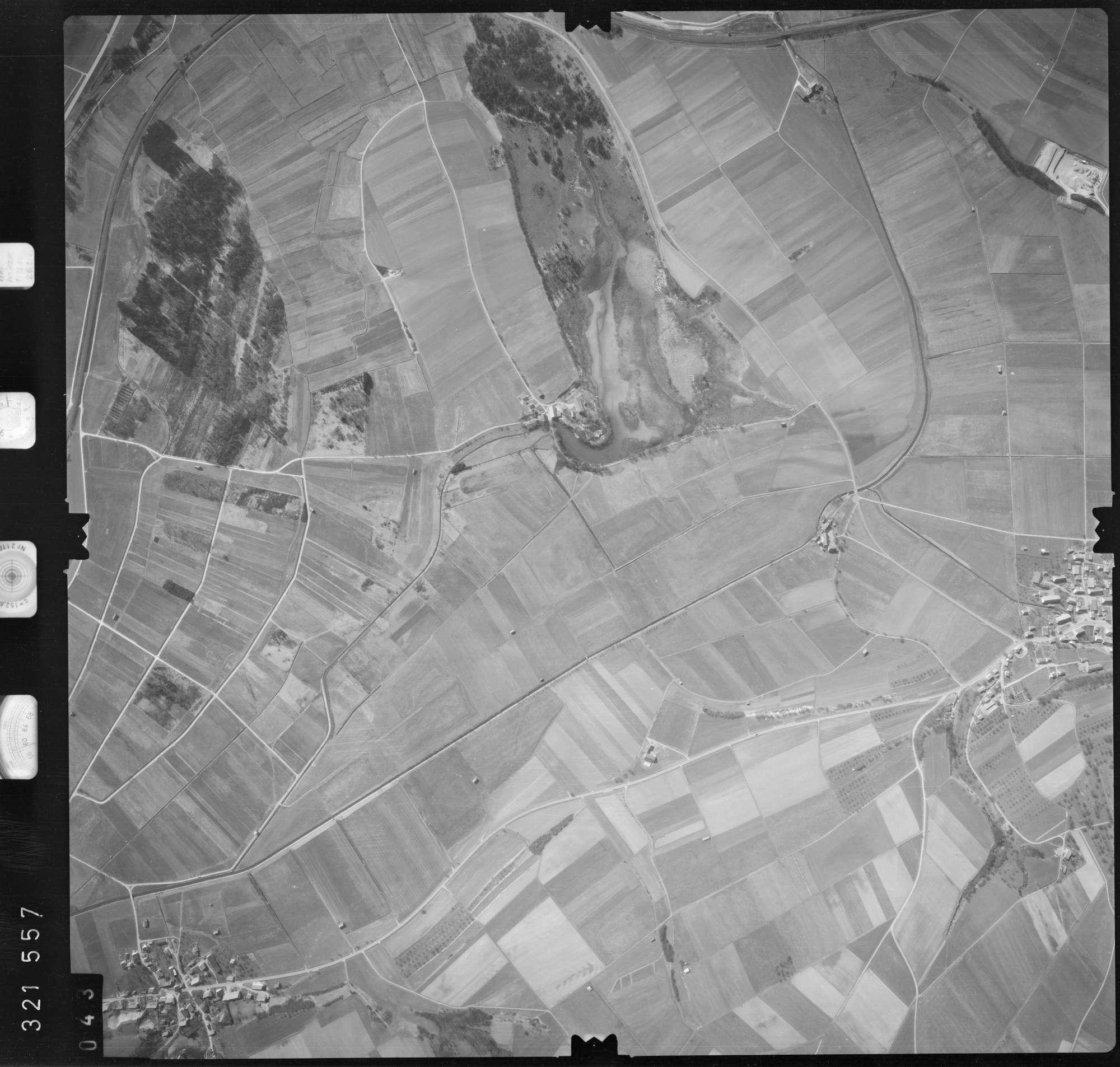 Luftbild: Film 53 Bildnr. 43, Bild 1