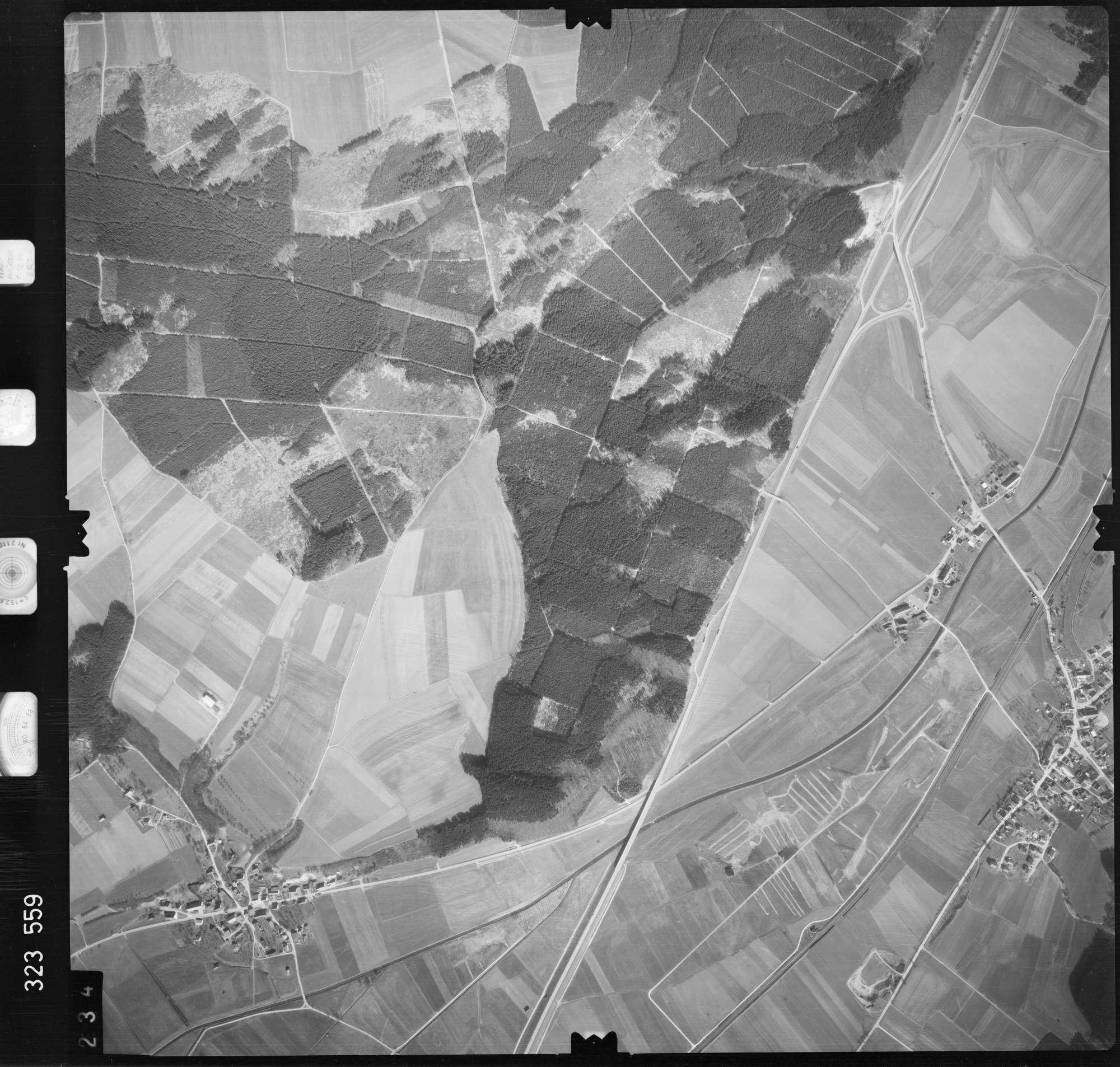 Luftbild: Film 53 Bildnr. 234, Bild 1