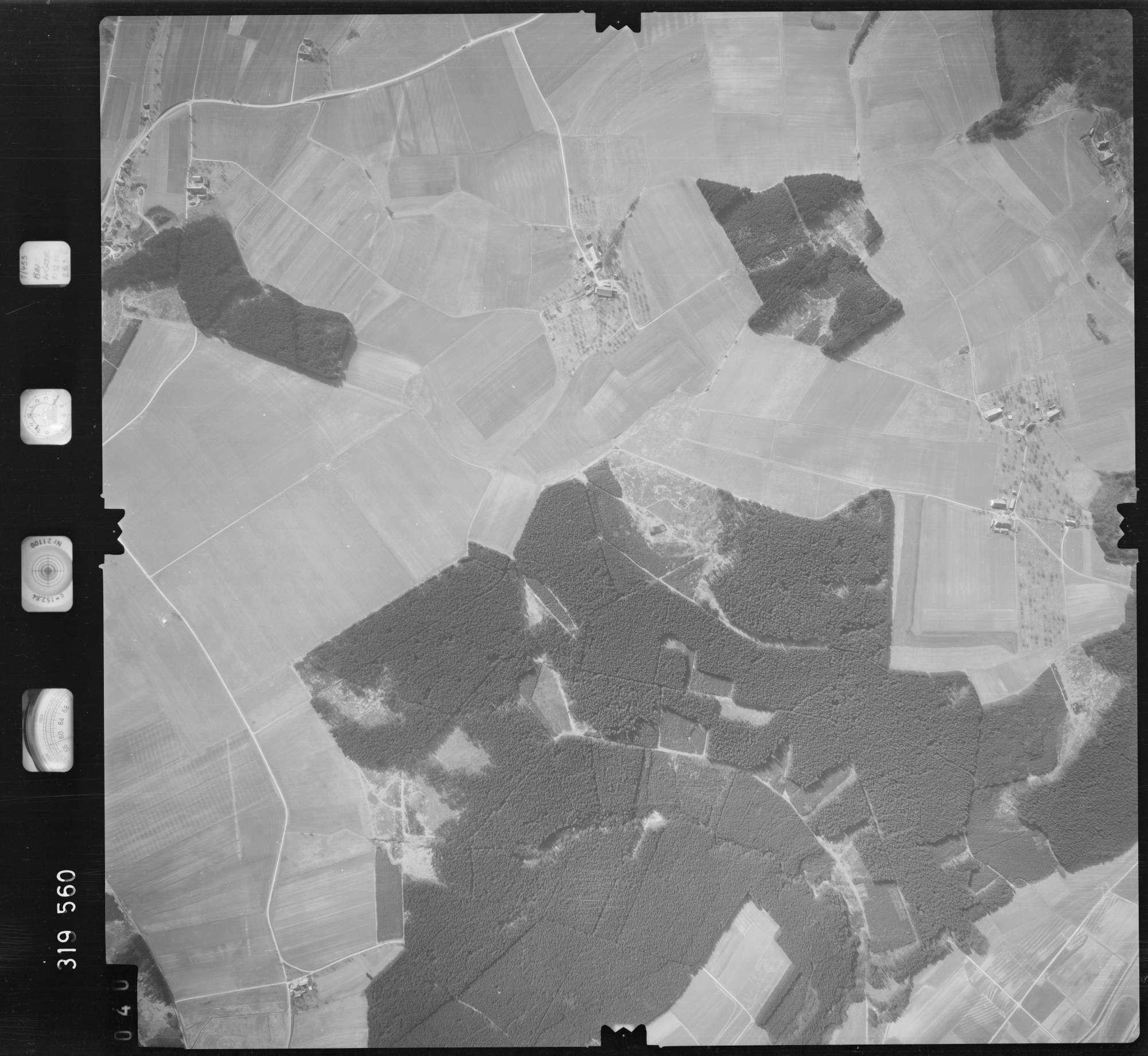 Luftbild: Film 57 Bildnr. 40, Bild 1