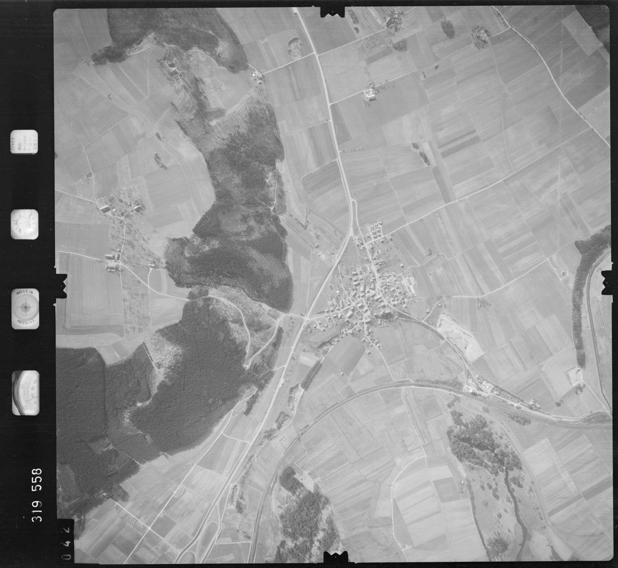 Luftbild: Film 57 Bildnr. 42, Bild 1