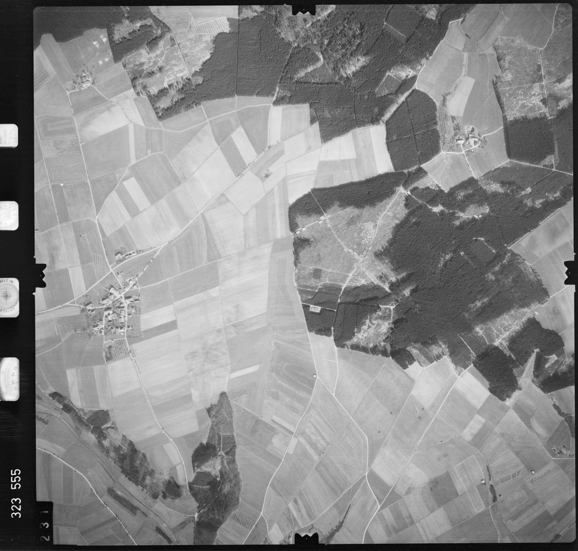 Luftbild: Film 53 Bildnr. 231, Bild 1