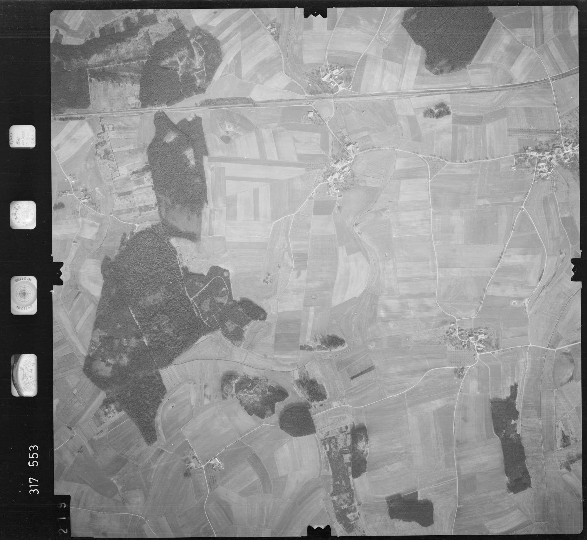 Luftbild: Film 57 Bildnr. 219, Bild 1