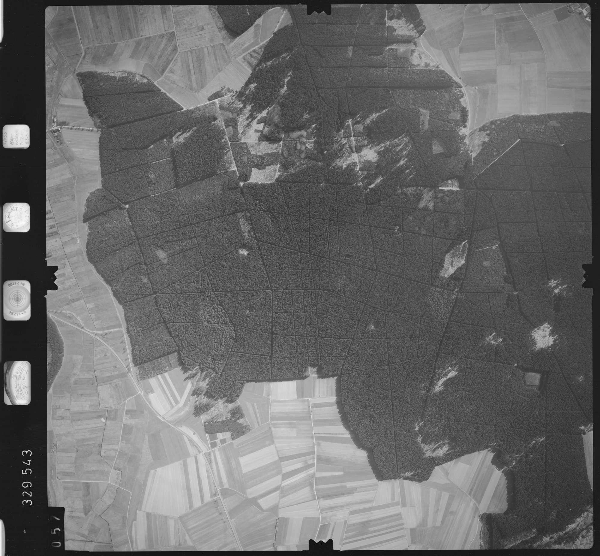 Luftbild: Film 51 Bildnr. 57, Bild 1