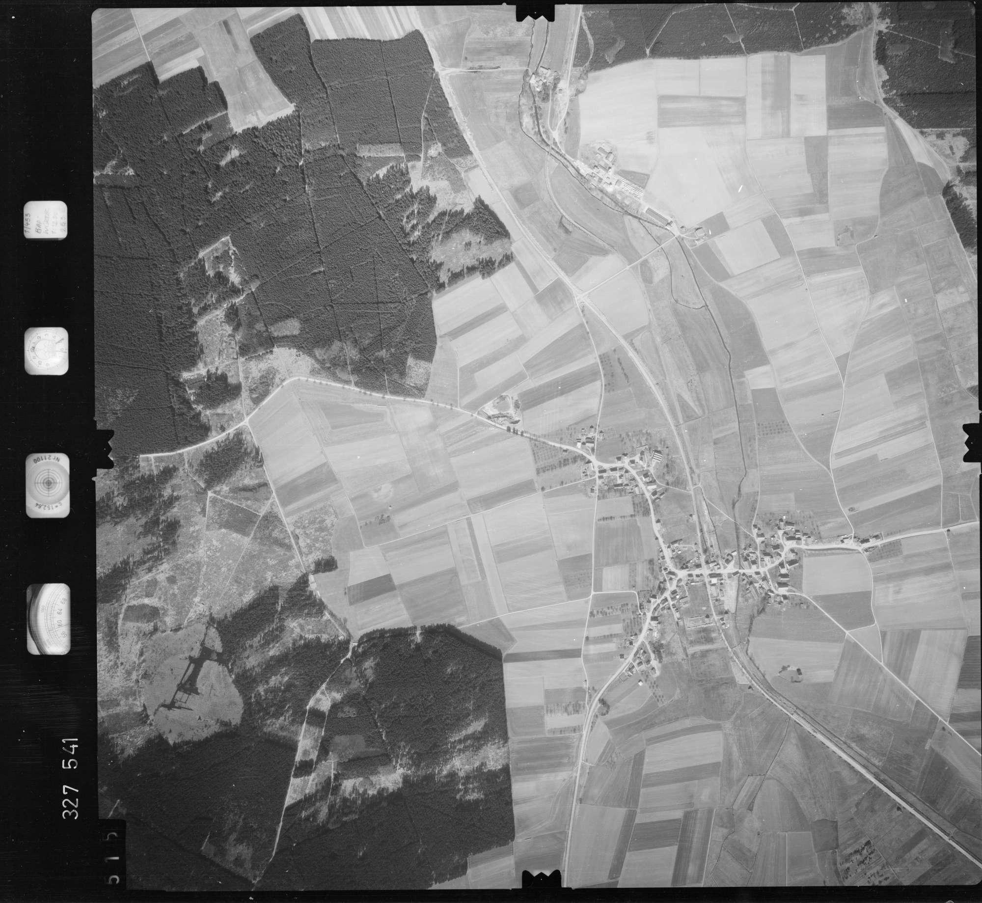 Luftbild: Film 52 Bildnr. 515, Bild 1