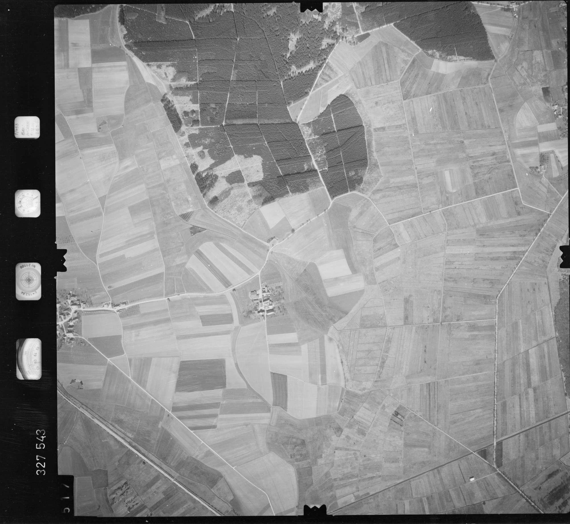 Luftbild: Film 52 Bildnr. 517, Bild 1