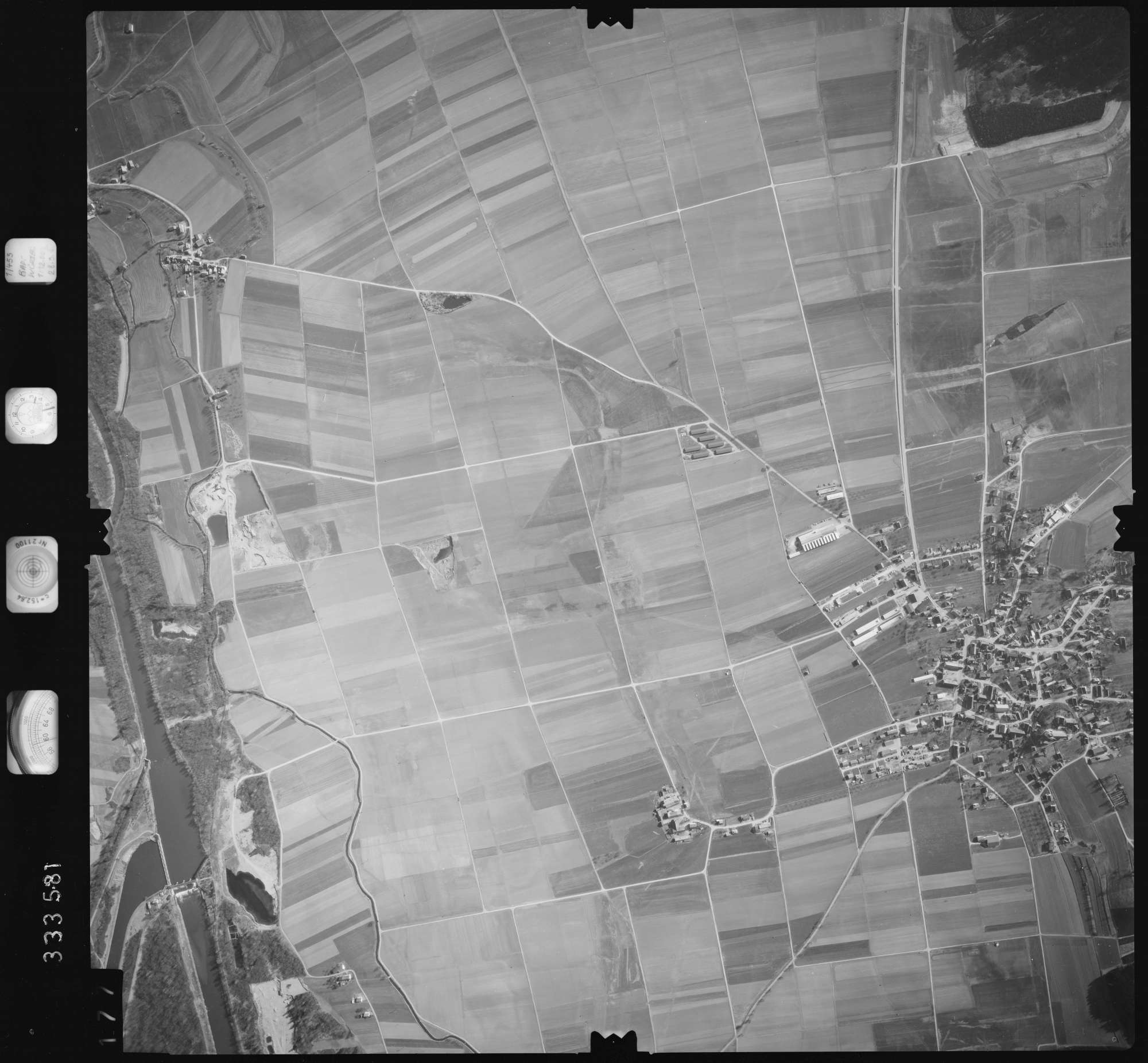 Luftbild: Film 51 Bildnr. 177, Bild 1