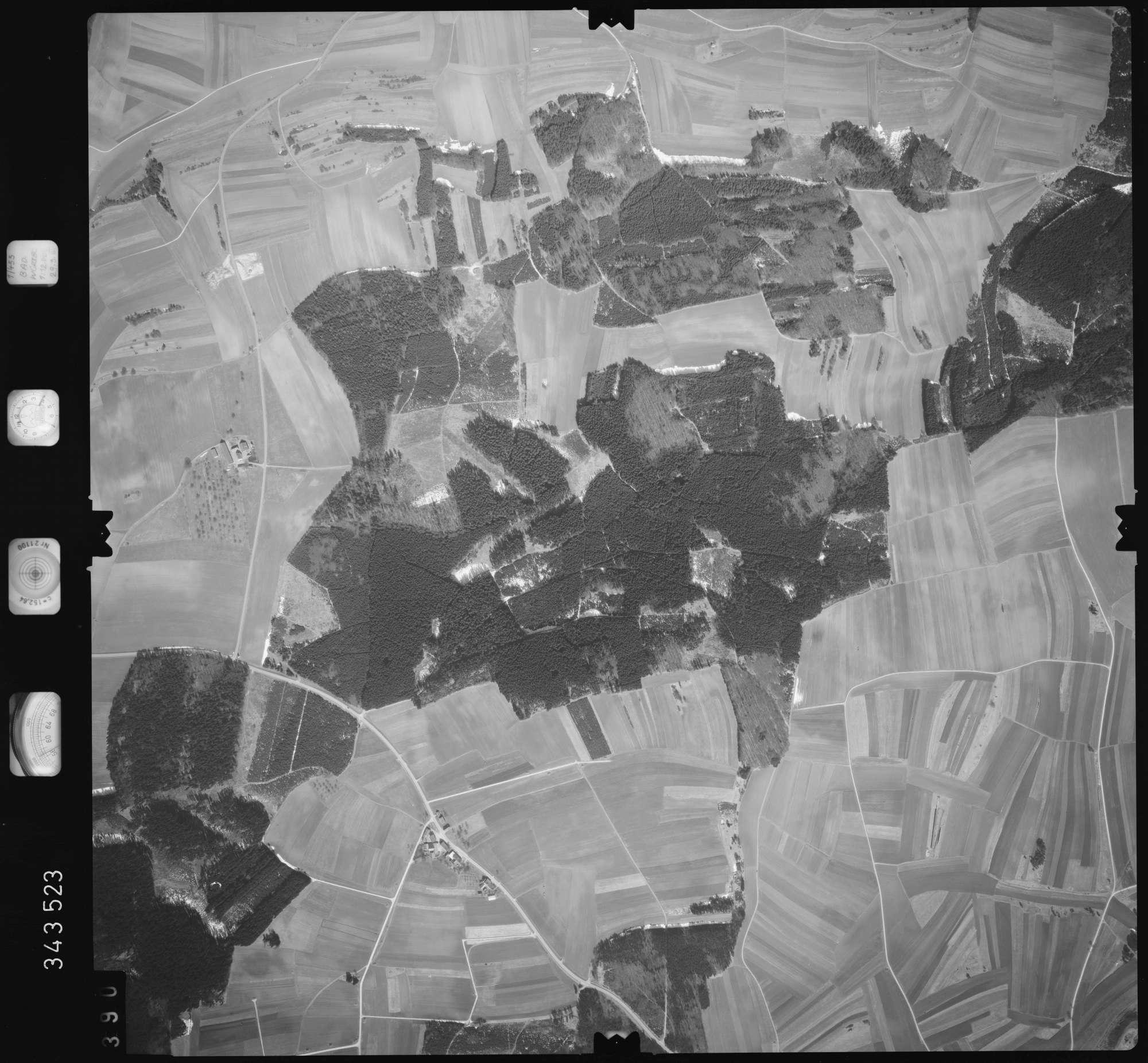 Luftbild: Film 46 Bildnr. 390, Bild 1