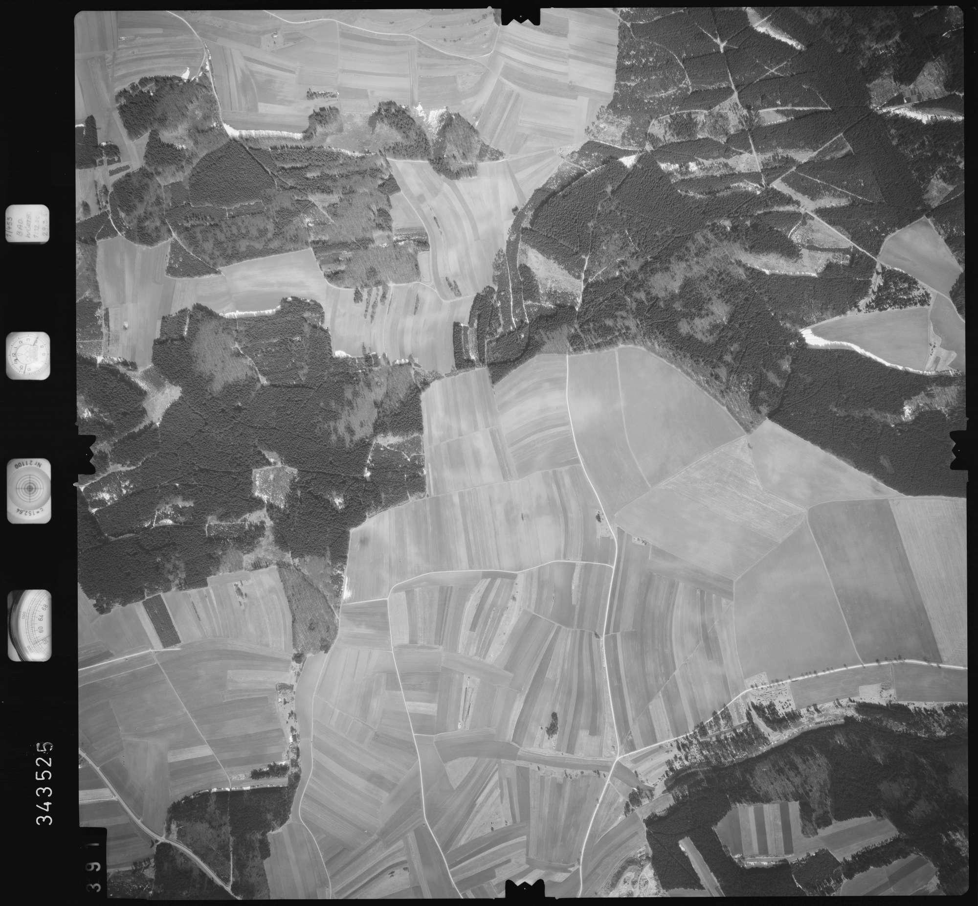 Luftbild: Film 46 Bildnr. 391, Bild 1