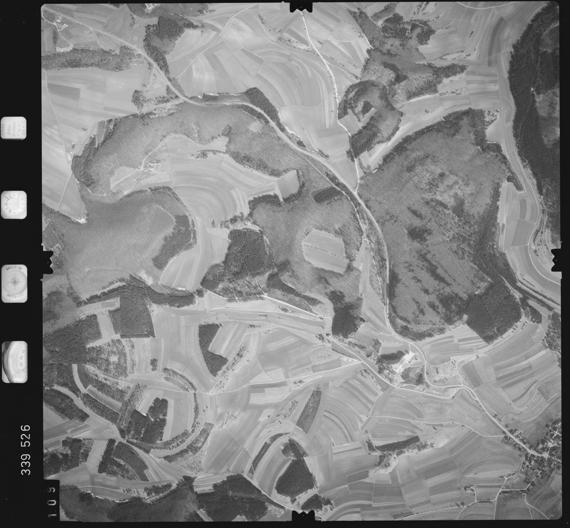 Luftbild: Film 50 Bildnr. 109, Bild 1
