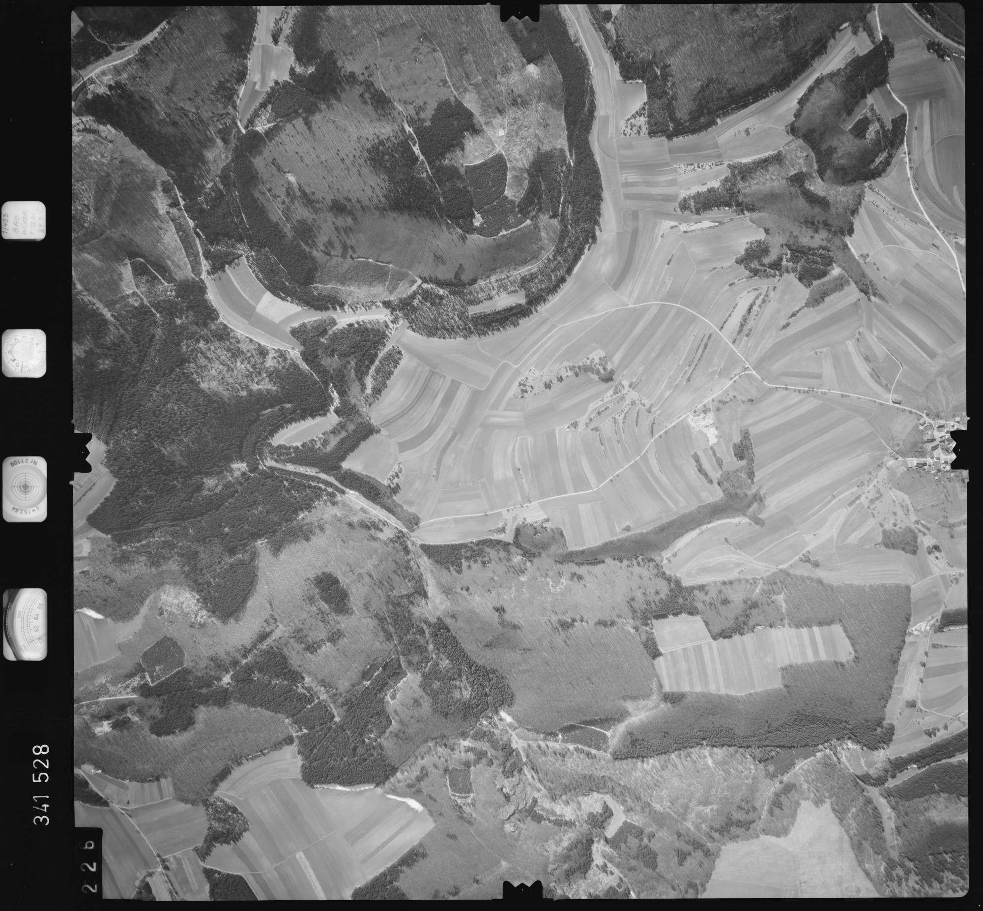 Luftbild: Film 50 Bildnr. 226, Bild 1
