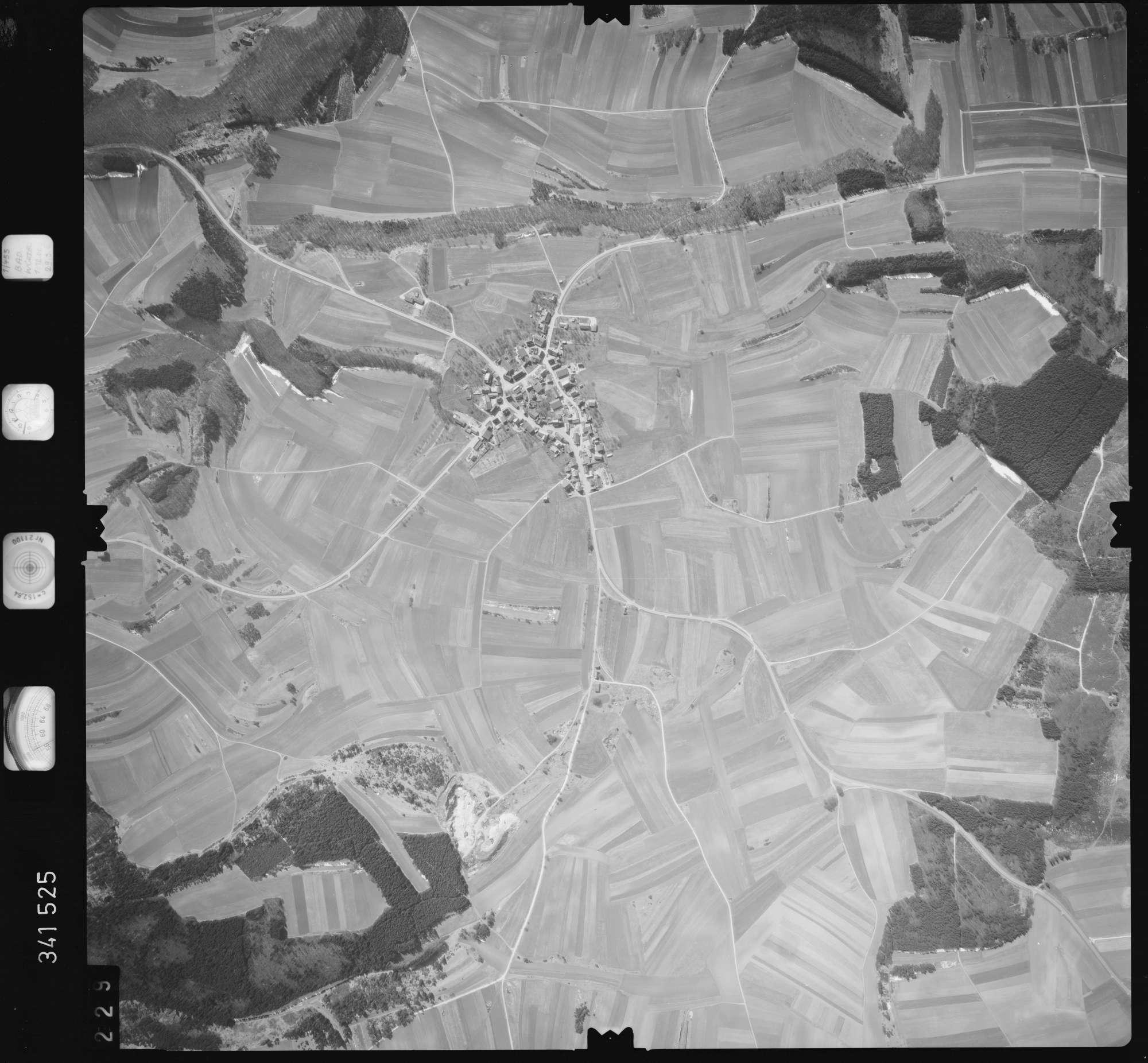 Luftbild: Film 50 Bildnr. 229, Bild 1