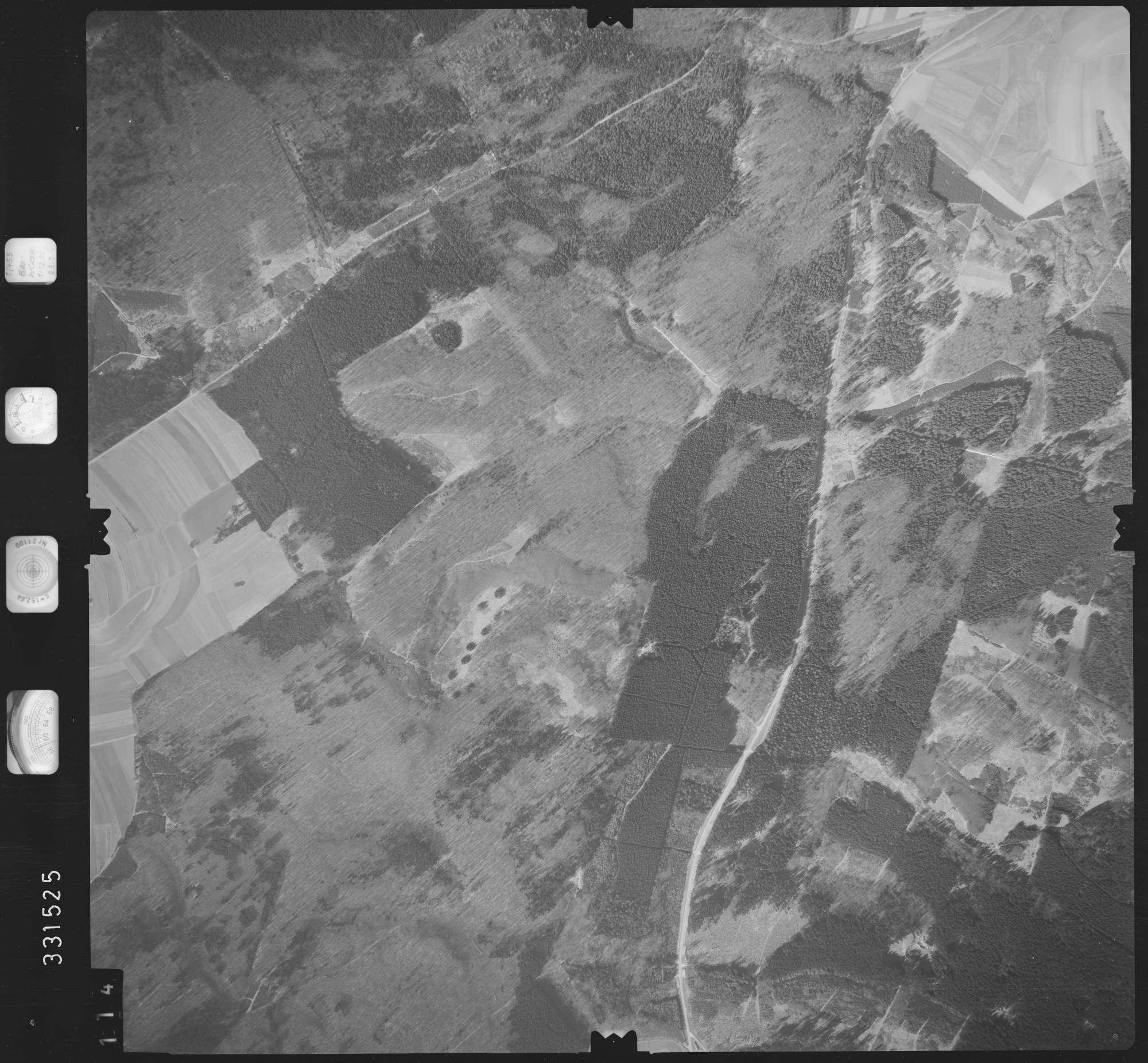 Luftbild: Film 51 Bildnr. 114, Bild 1