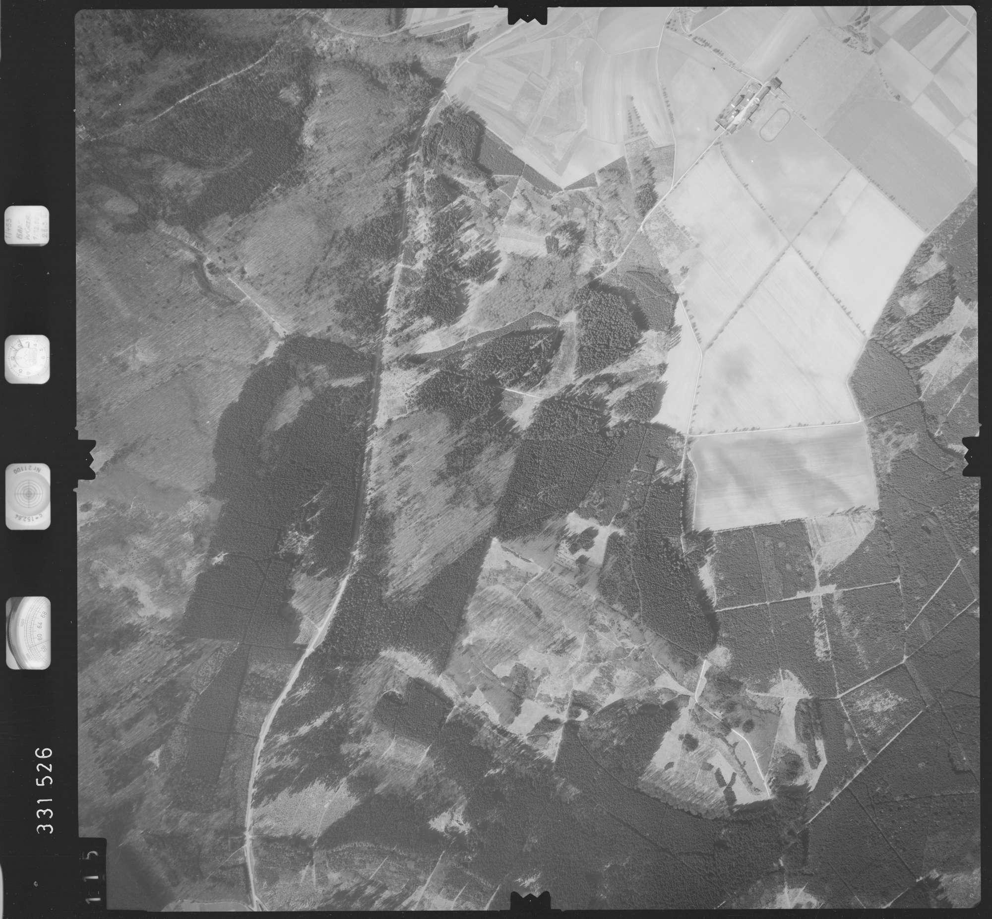 Luftbild: Film 51 Bildnr. 115, Bild 1