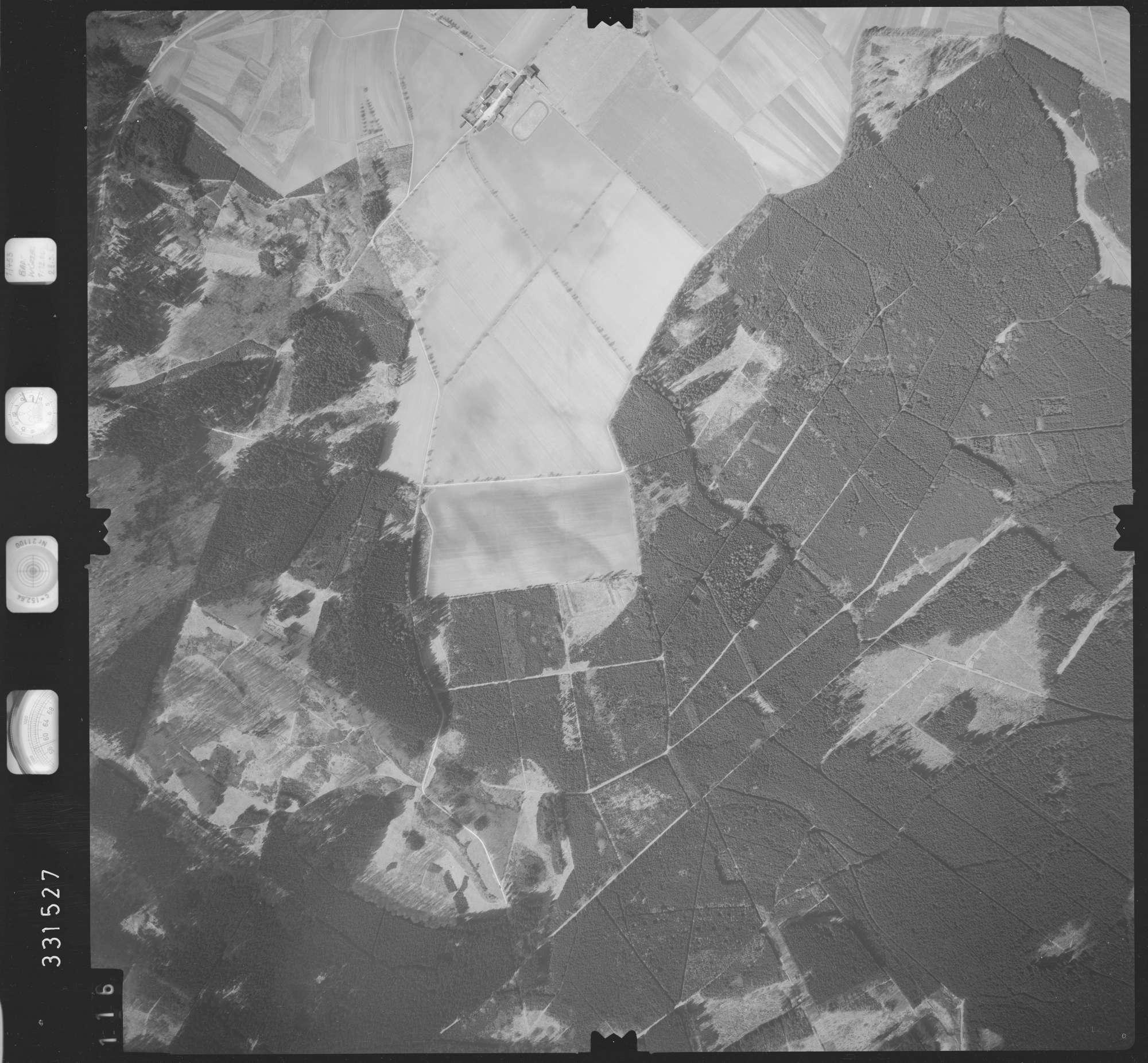 Luftbild: Film 51 Bildnr. 116, Bild 1