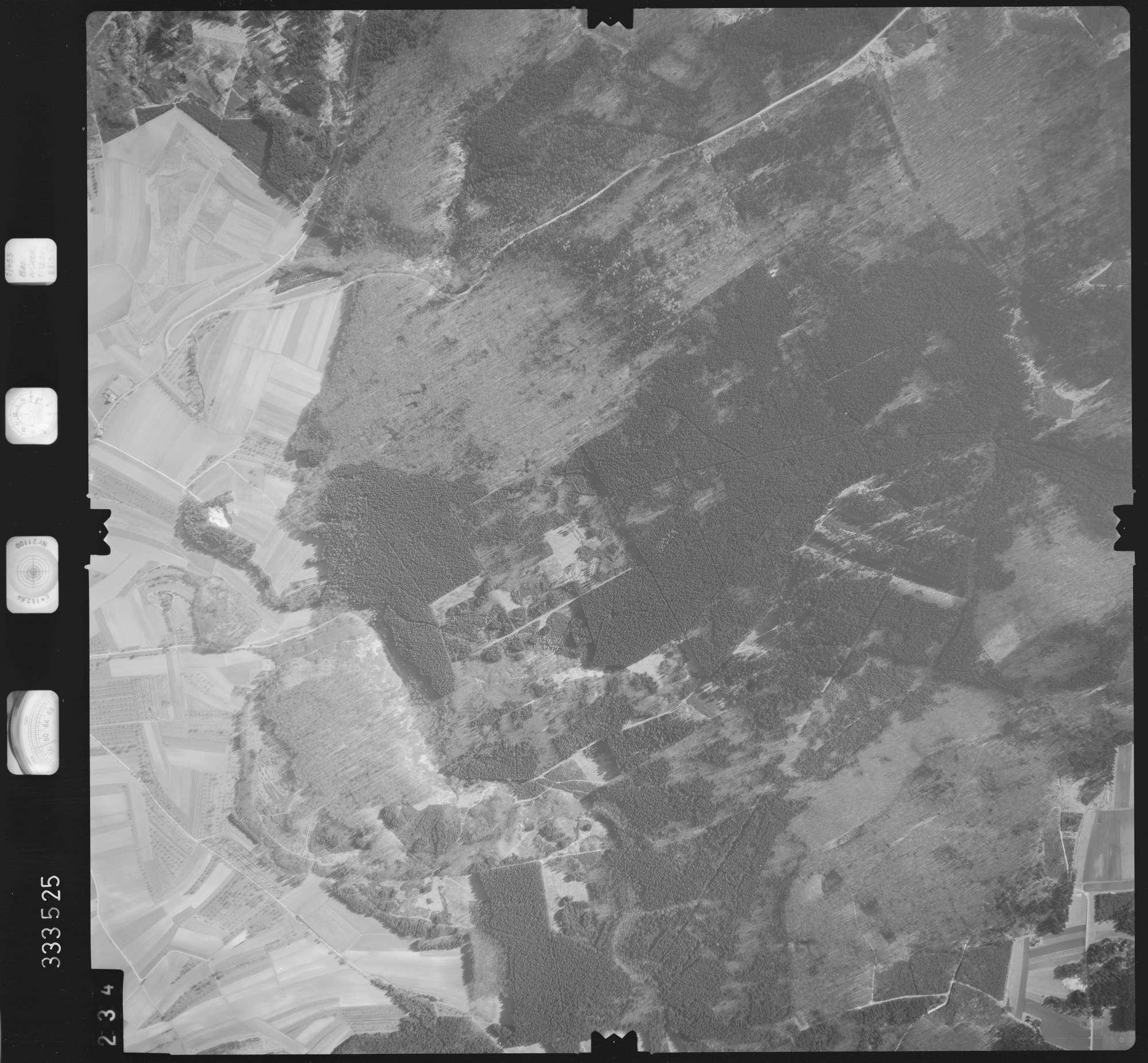 Luftbild: Film 51 Bildnr. 234, Bild 1