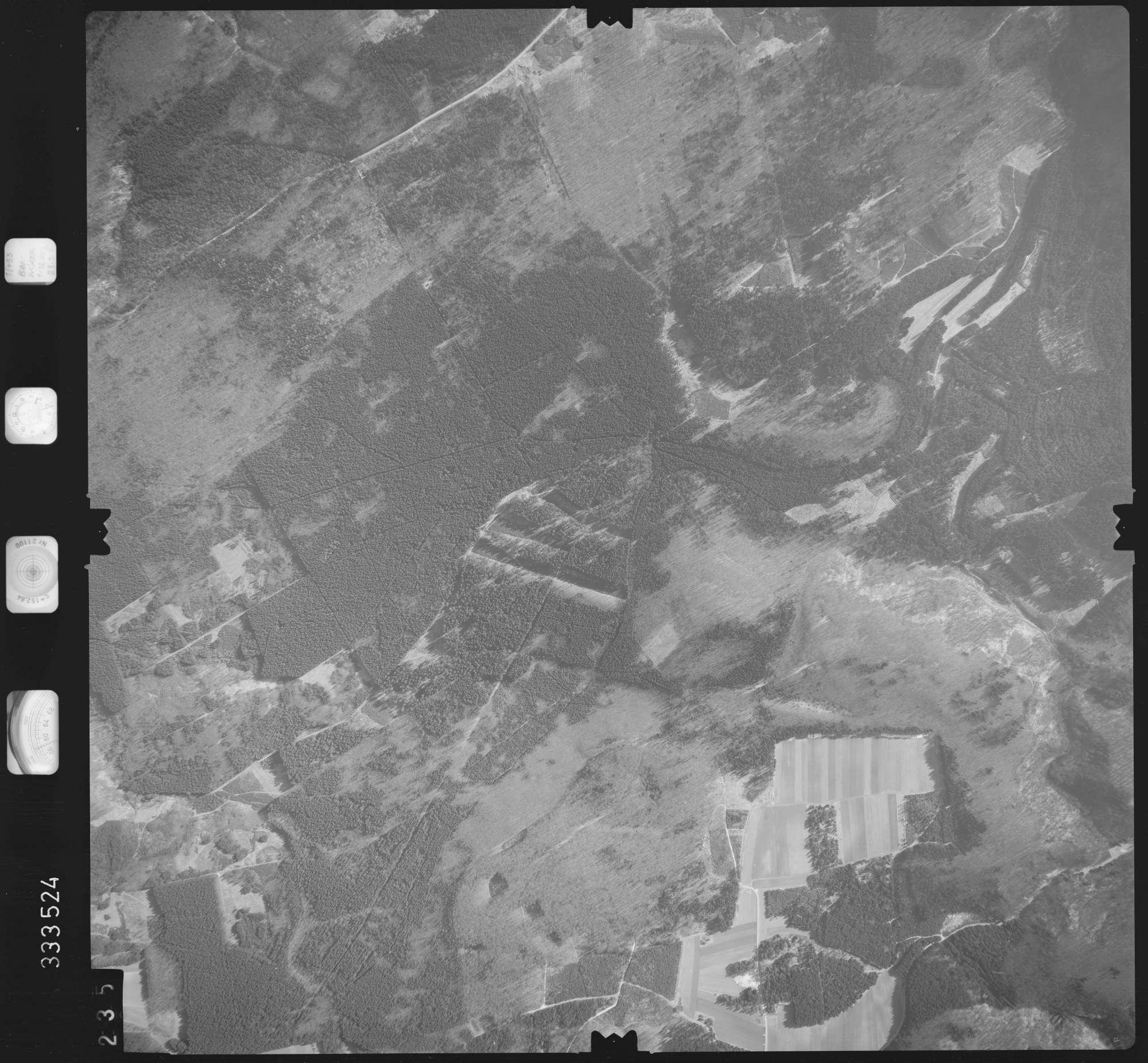 Luftbild: Film 51 Bildnr. 235, Bild 1