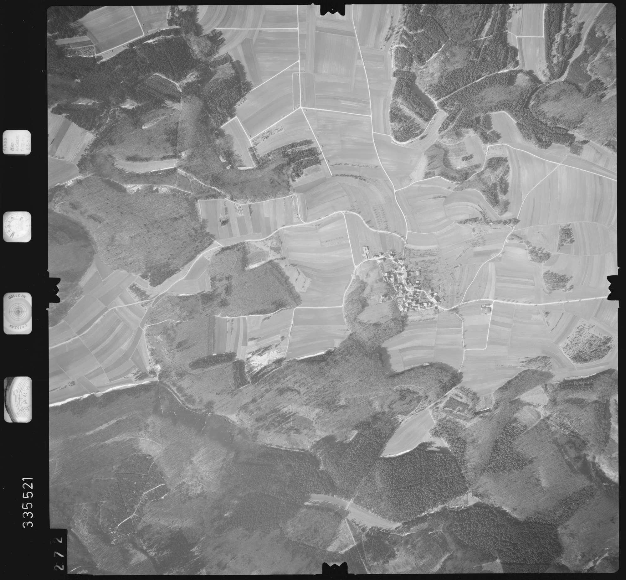 Luftbild: Film 51 Bildnr. 272, Bild 1