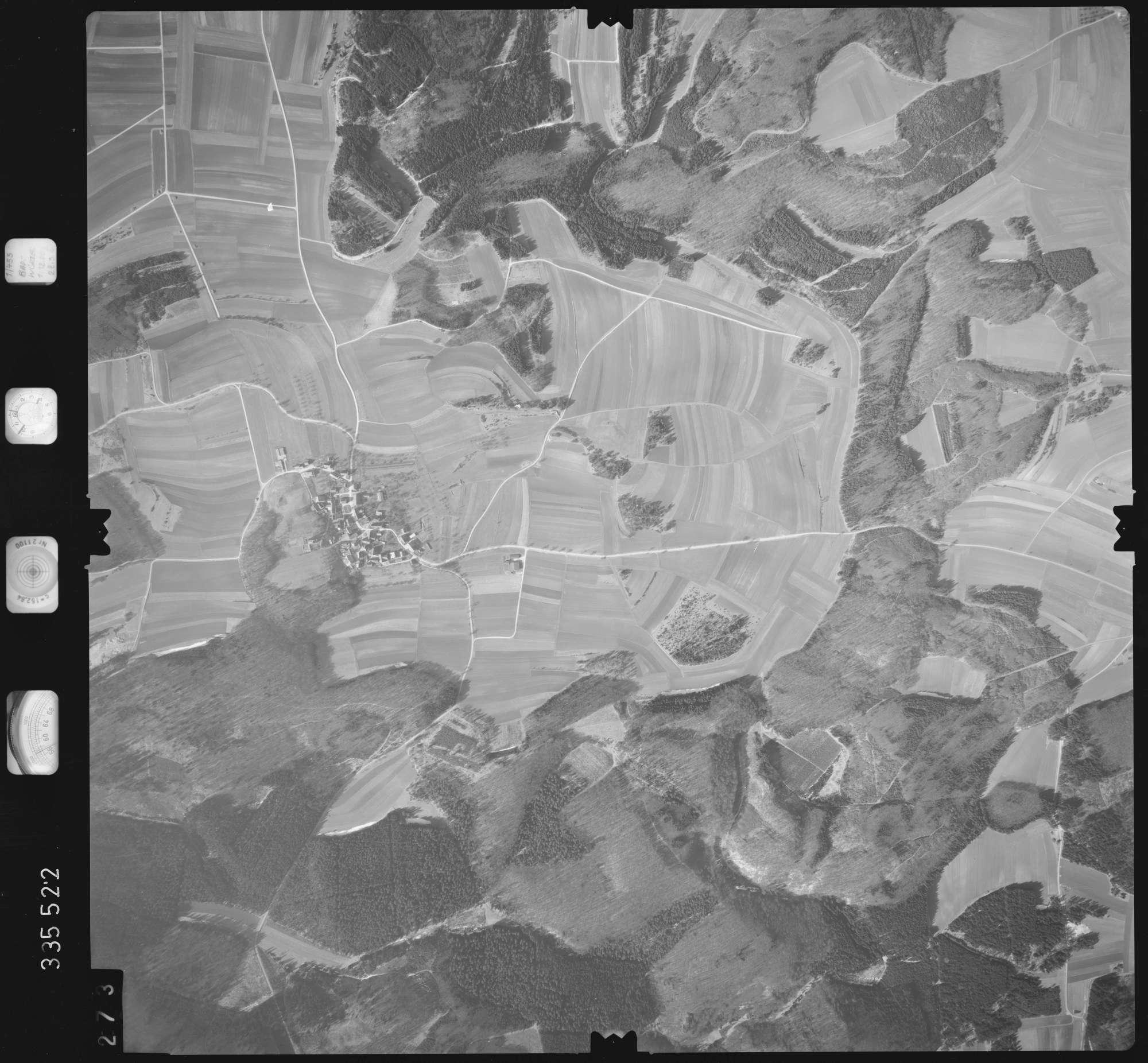 Luftbild: Film 51 Bildnr. 273, Bild 1