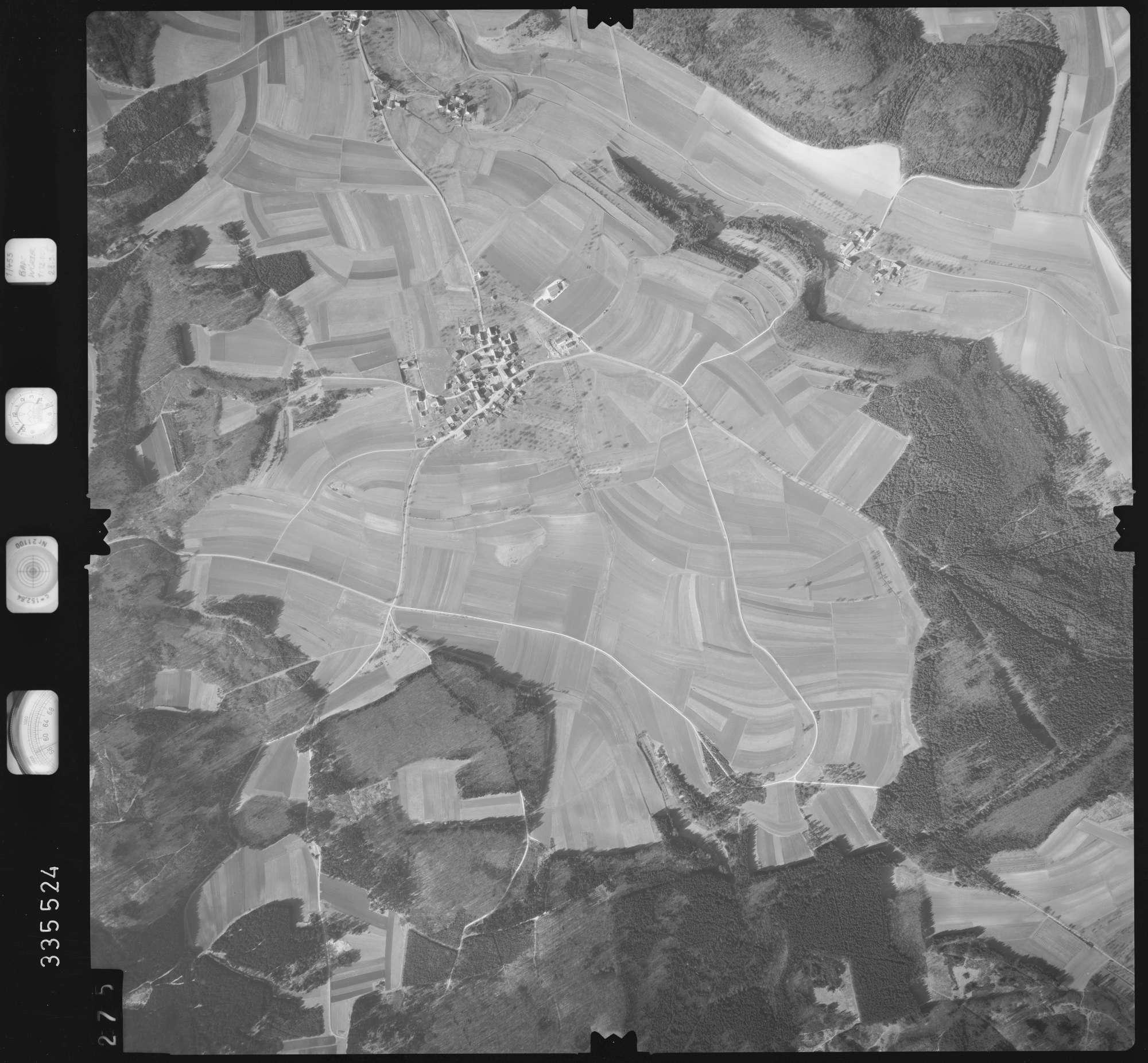 Luftbild: Film 51 Bildnr. 275, Bild 1
