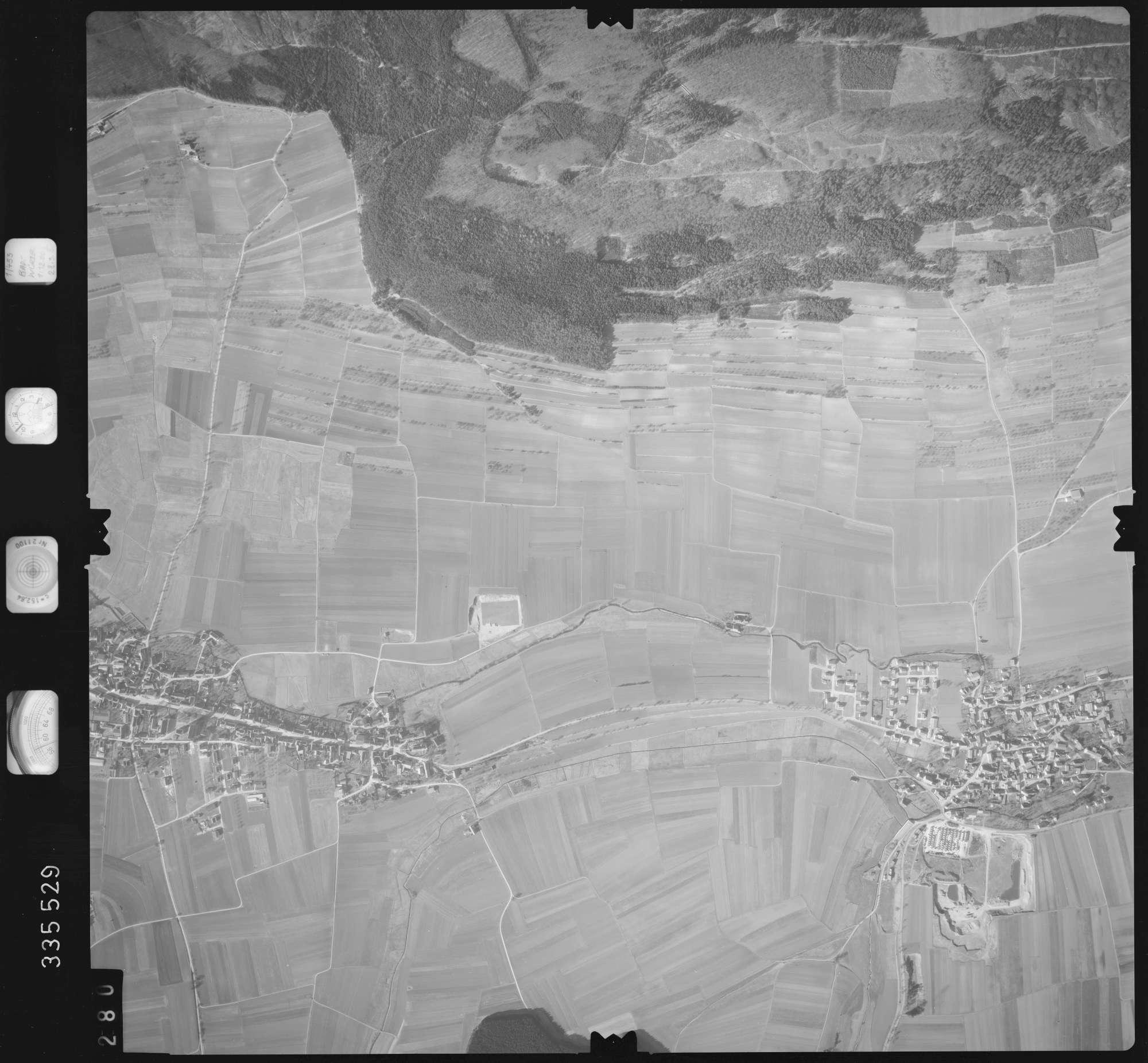 Luftbild: Film 51 Bildnr. 280, Bild 1