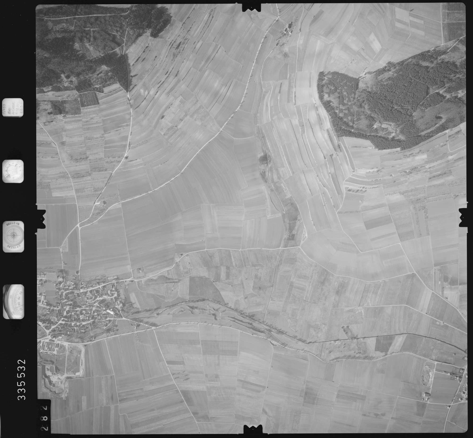 Luftbild: Film 51 Bildnr. 282, Bild 1
