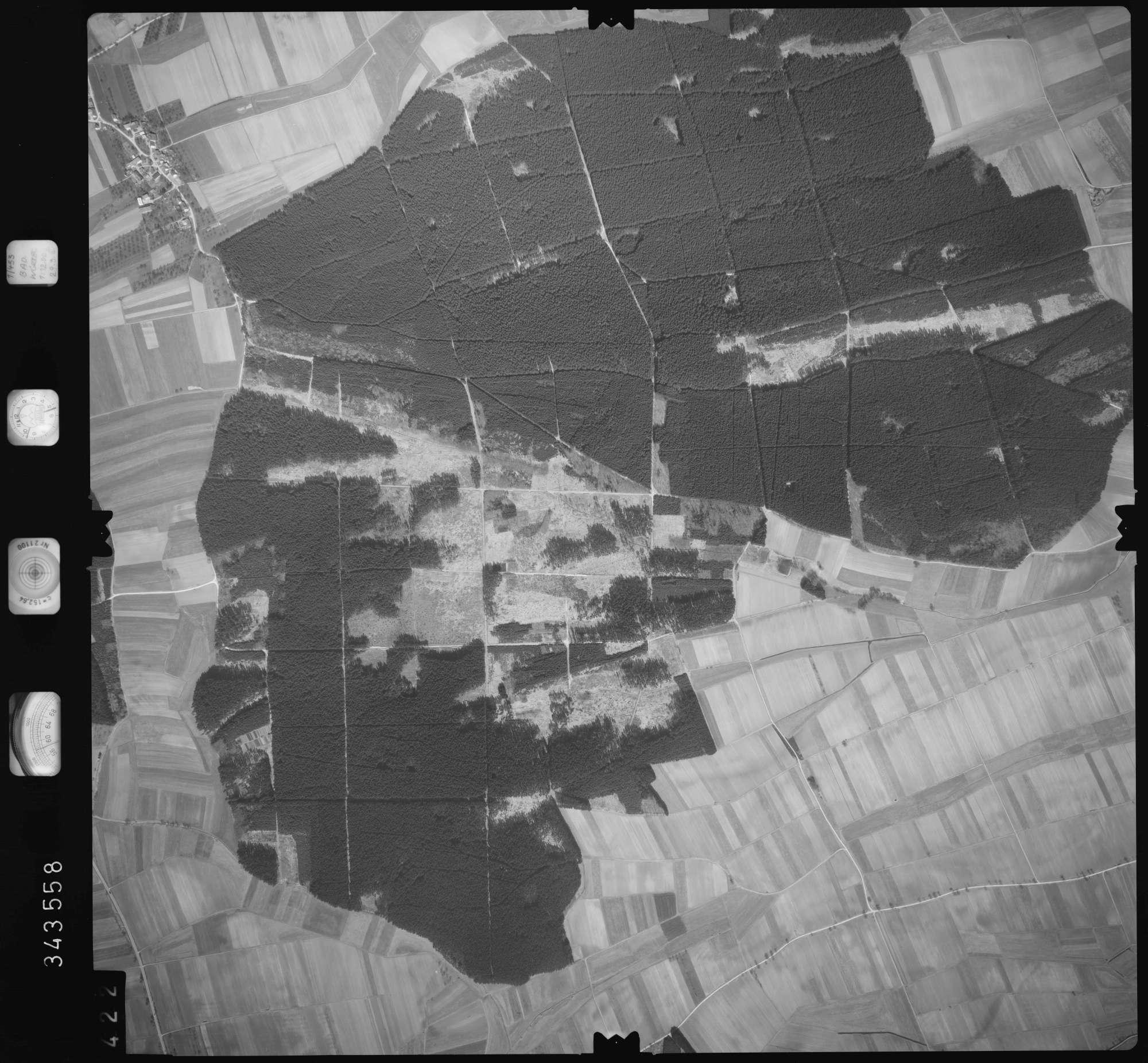 Luftbild: Film 46 Bildnr. 422, Bild 1