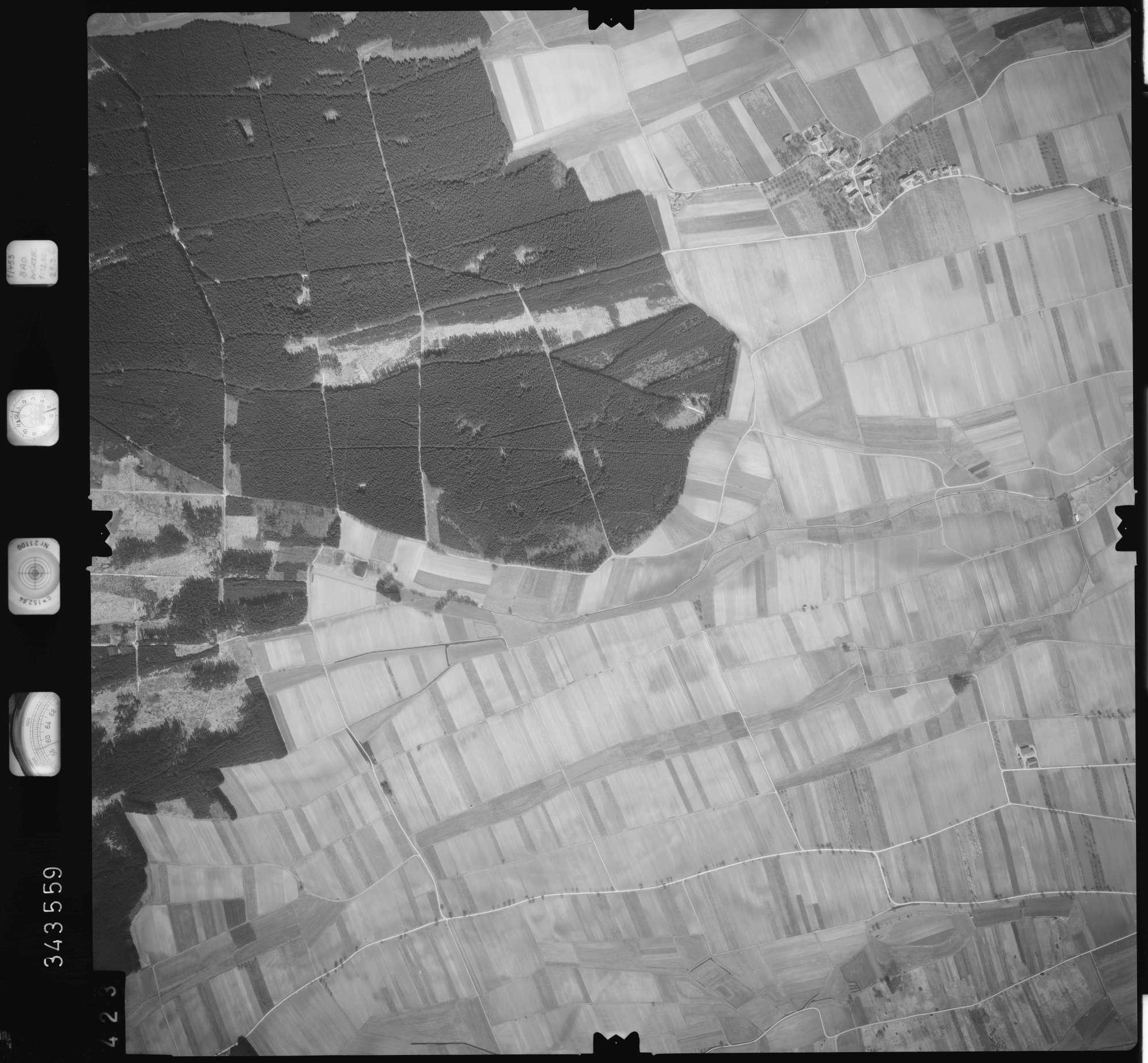 Luftbild: Film 46 Bildnr. 423, Bild 1