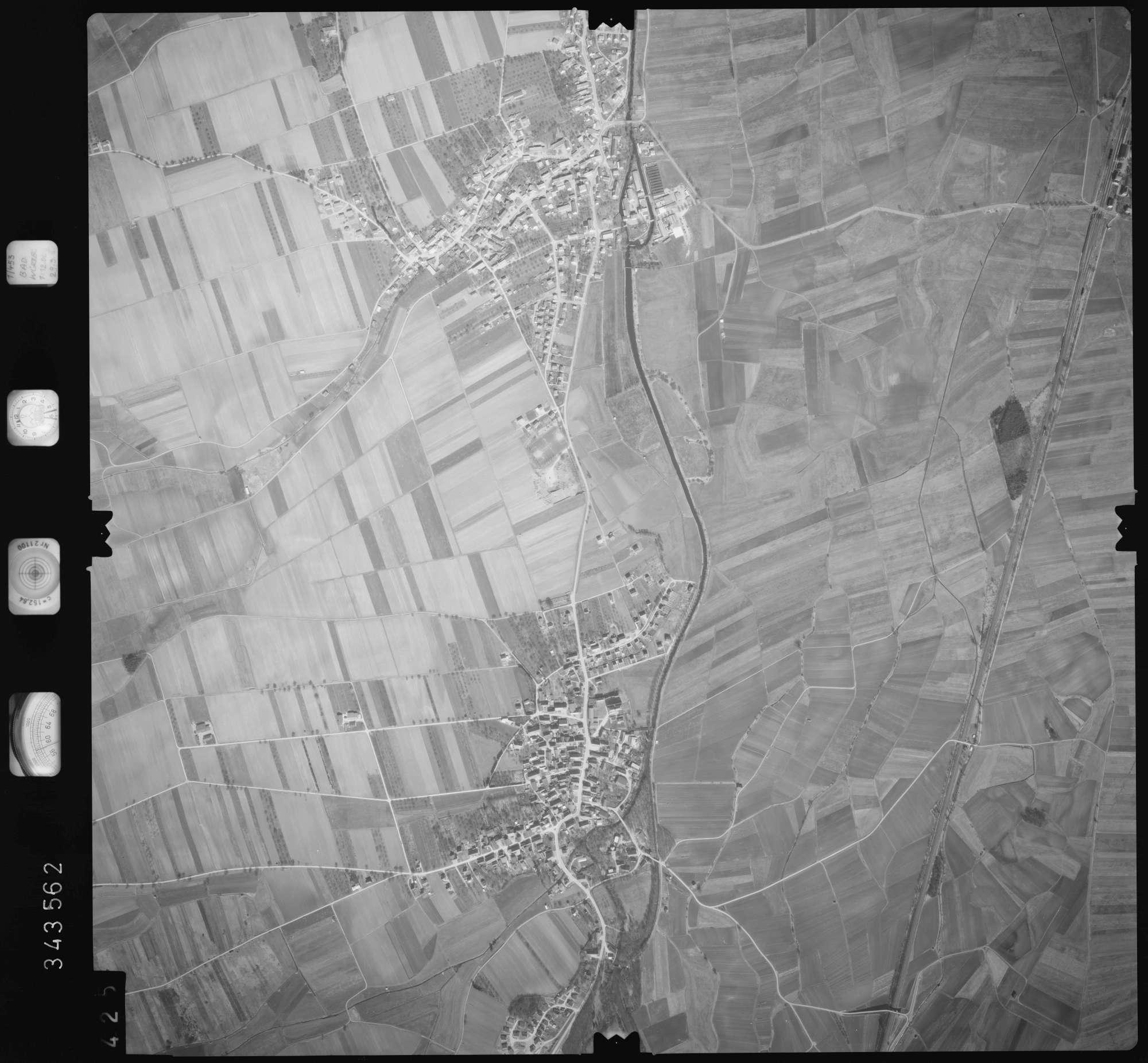 Luftbild: Film 46 Bildnr. 425, Bild 1
