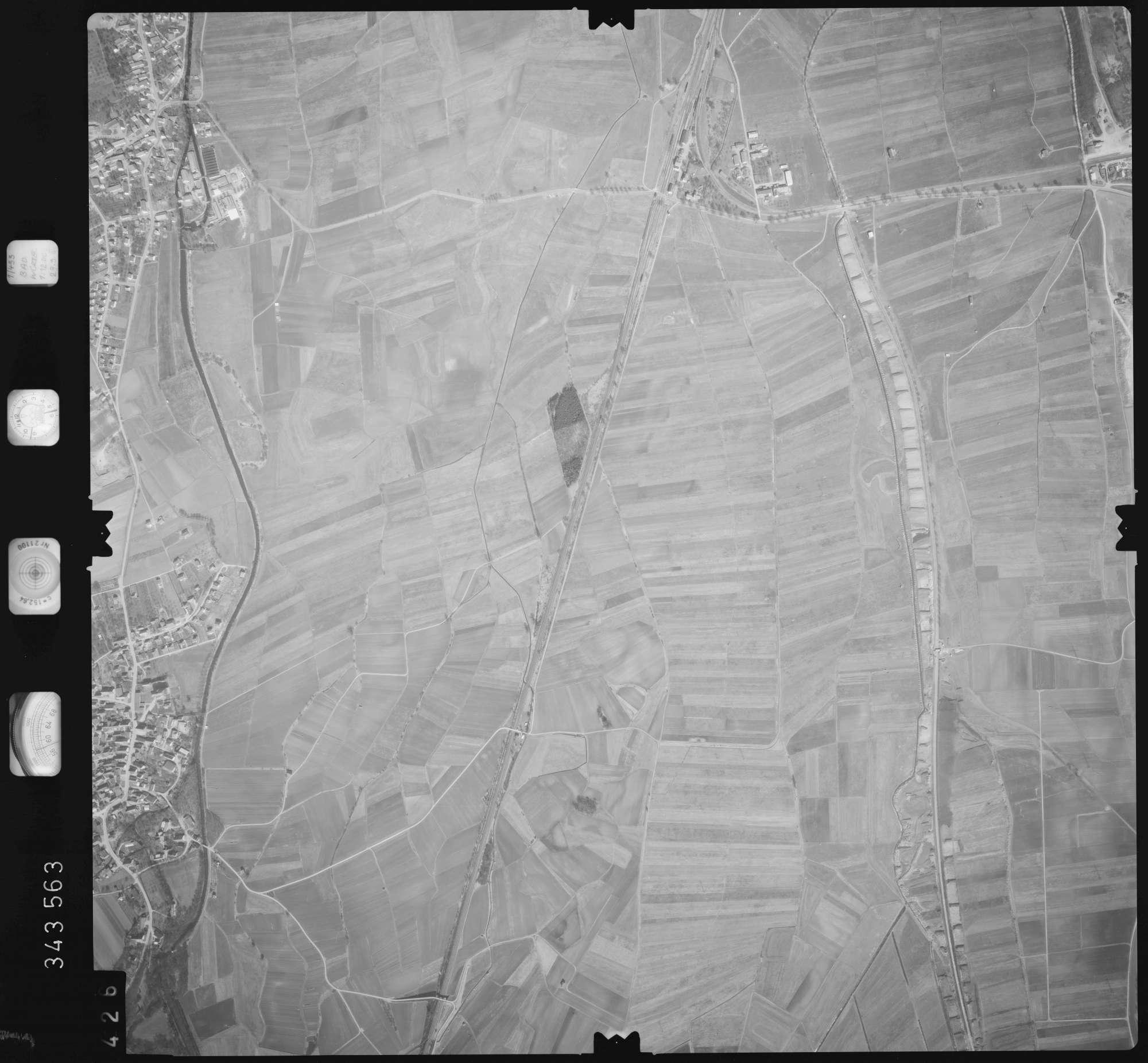Luftbild: Film 46 Bildnr. 426, Bild 1