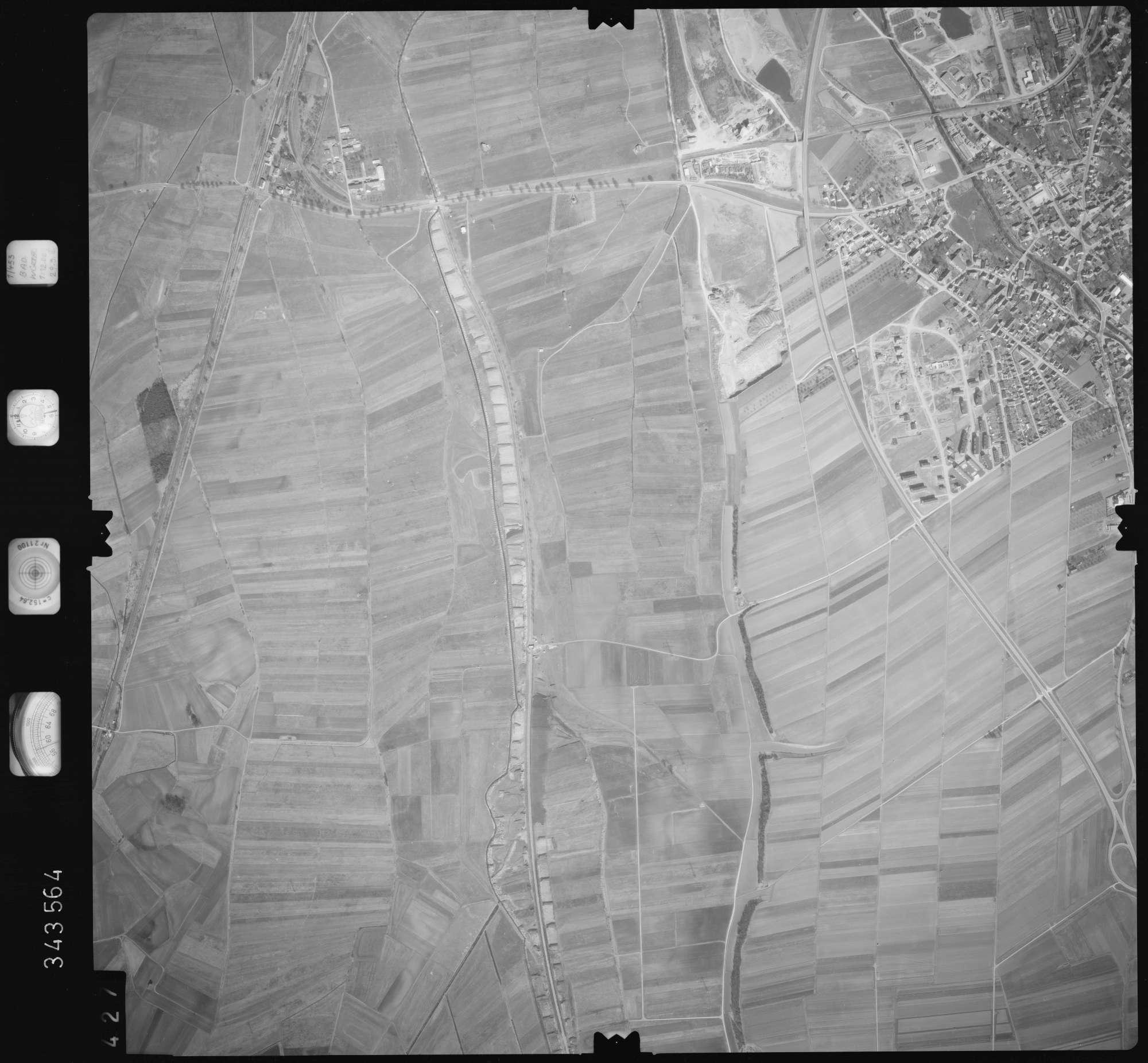Luftbild: Film 46 Bildnr. 427, Bild 1