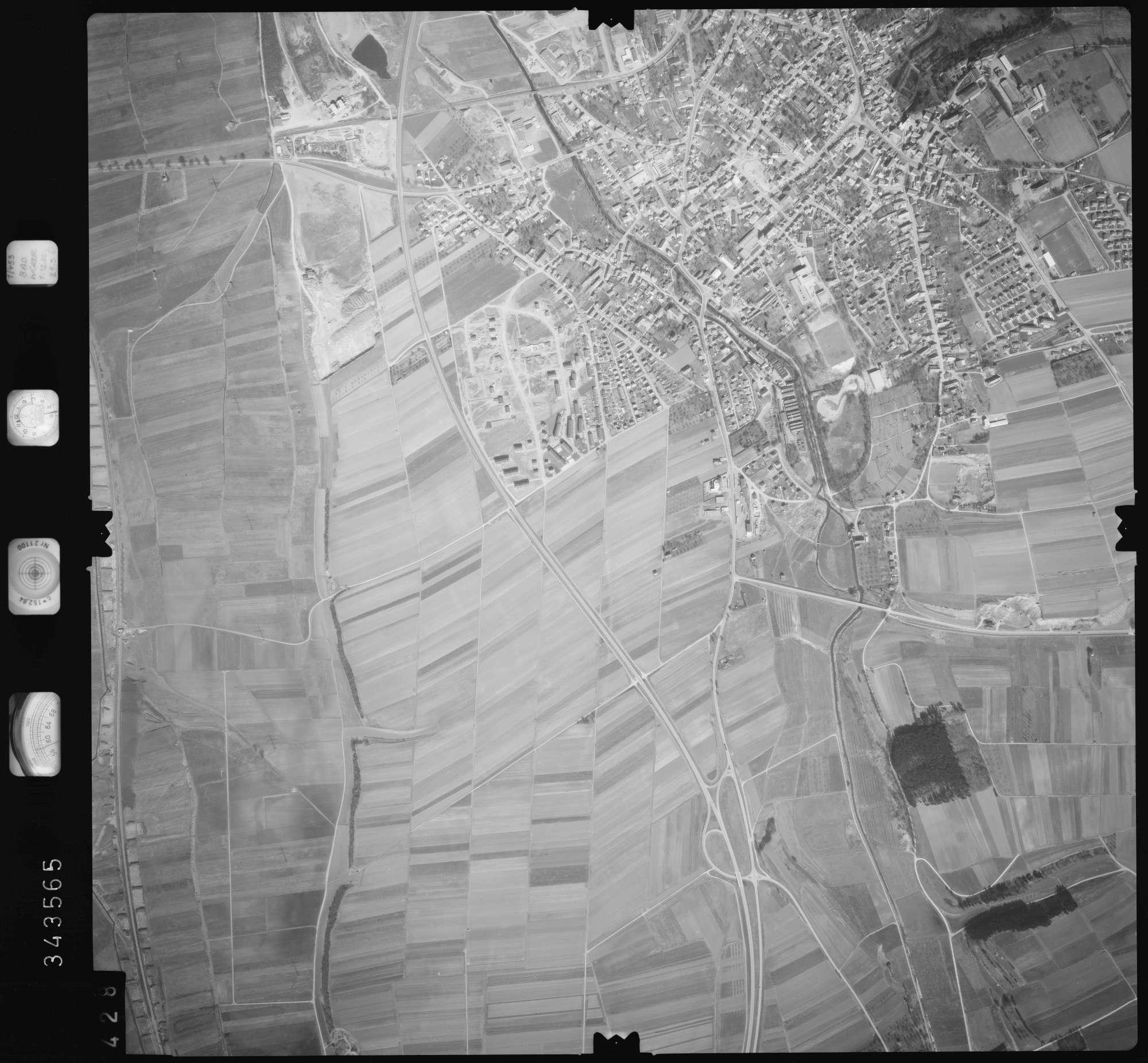 Luftbild: Film 46 Bildnr. 428, Bild 1