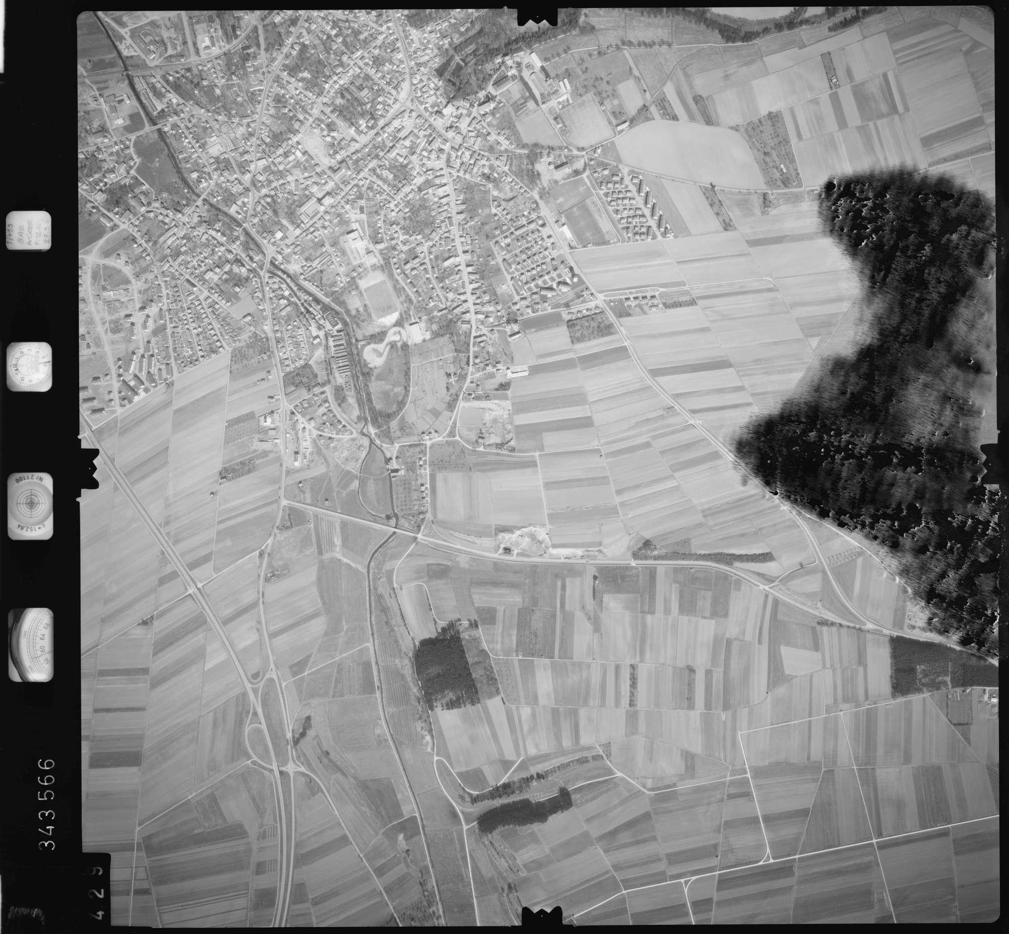 Luftbild: Film 46 Bildnr. 429, Bild 1