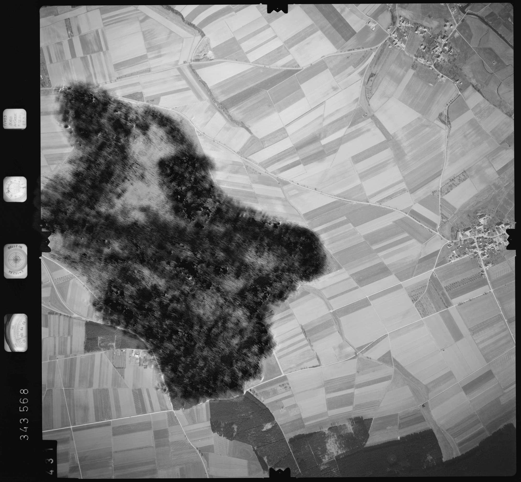 Luftbild: Film 46 Bildnr. 431, Bild 1
