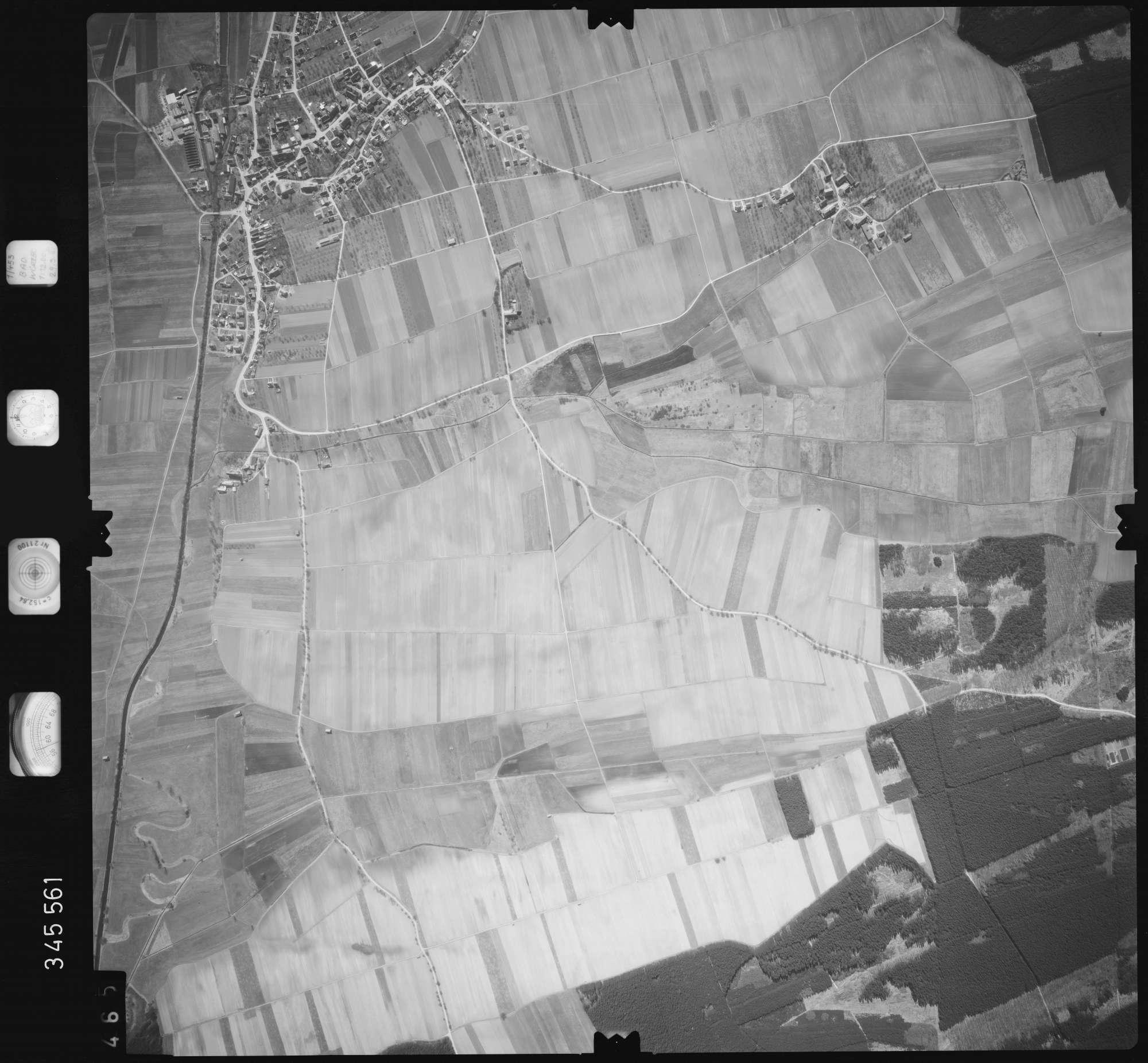 Luftbild: Film 46 Bildnr. 465, Bild 1